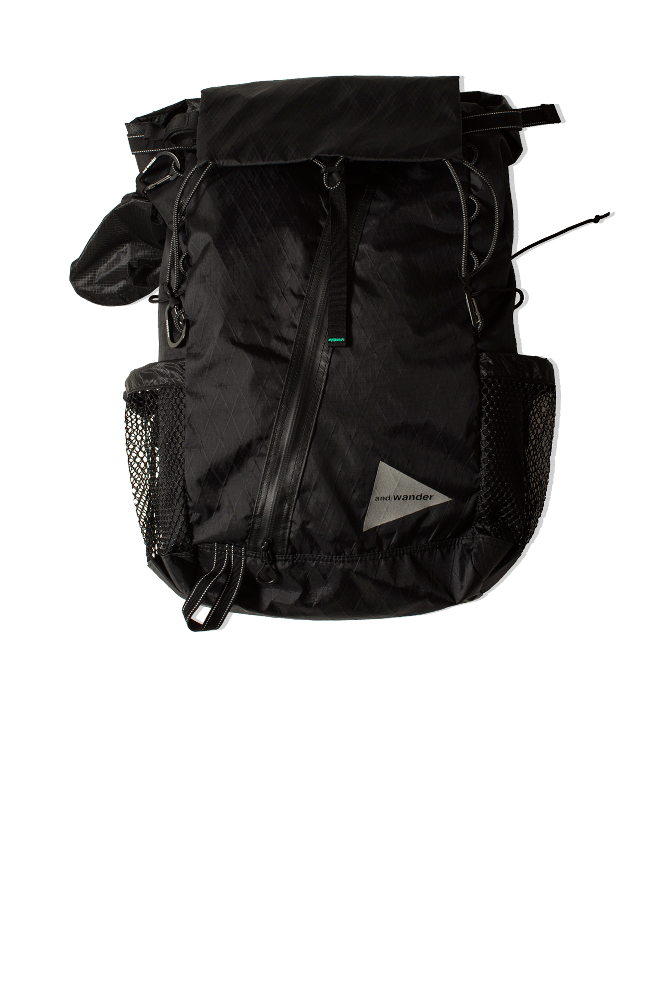 And Wander Backpacks X-Pac 30L Backpack Black 5740975008#000#BLK#OS - One Block Down