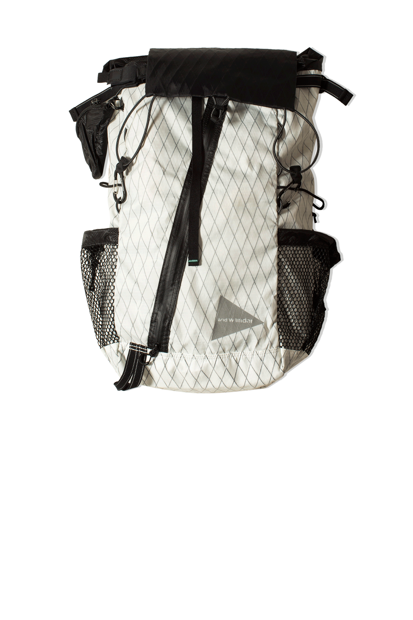 And Wander Backpacks X-Pac 30L Backpack White 5740975008#000#WHT#OS - One Block Down