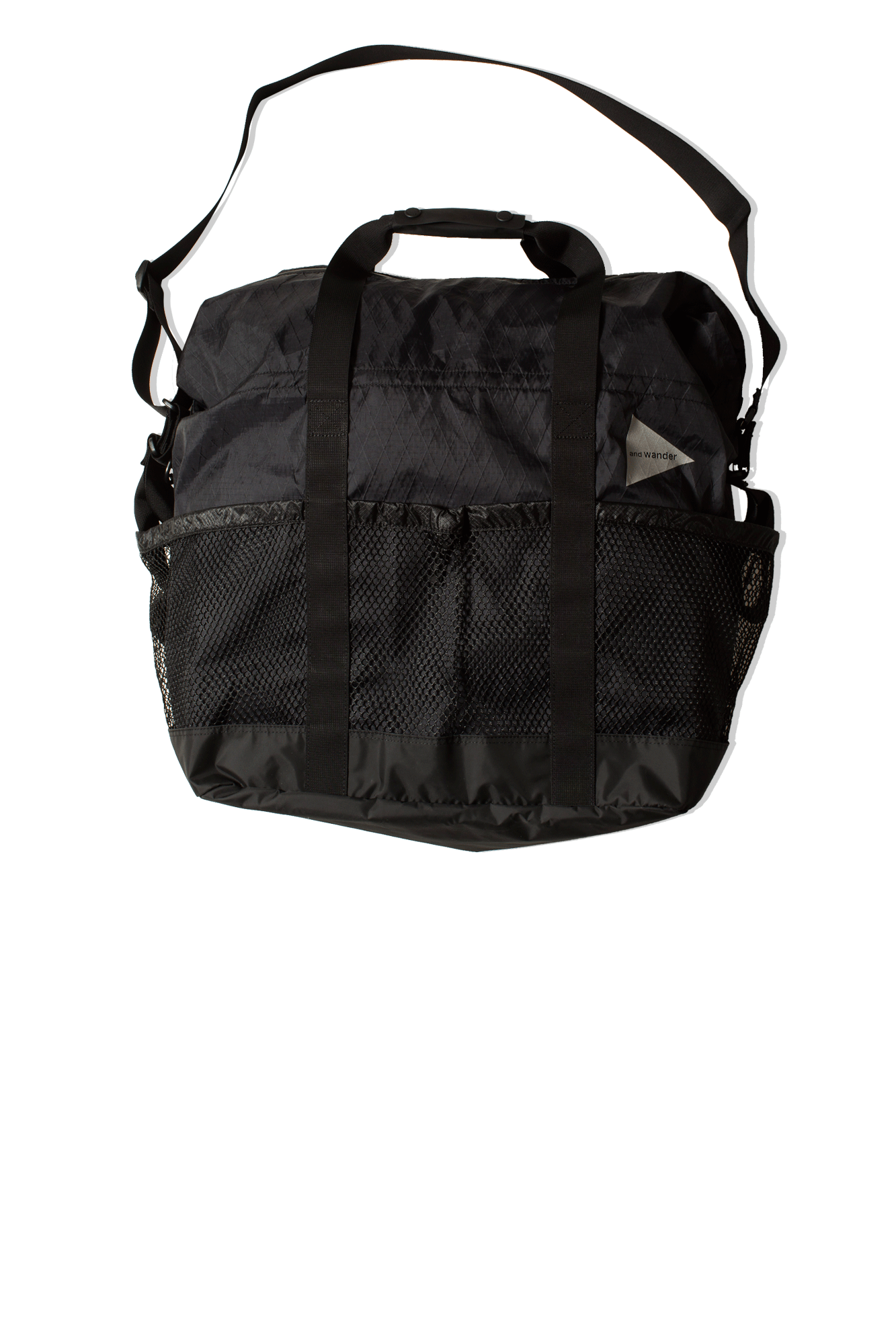 X-Pac 45L Tote Bag Black