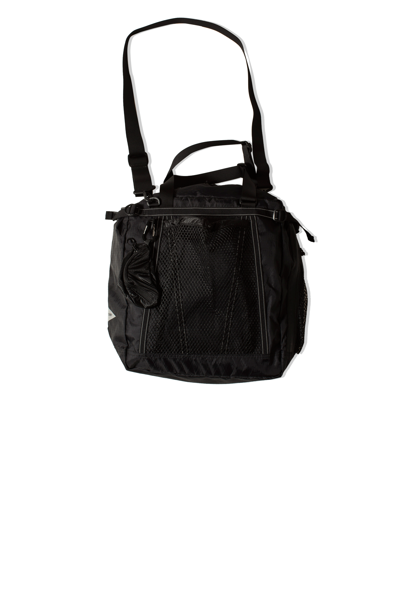 X-Pac 25L 3Way Tote Black