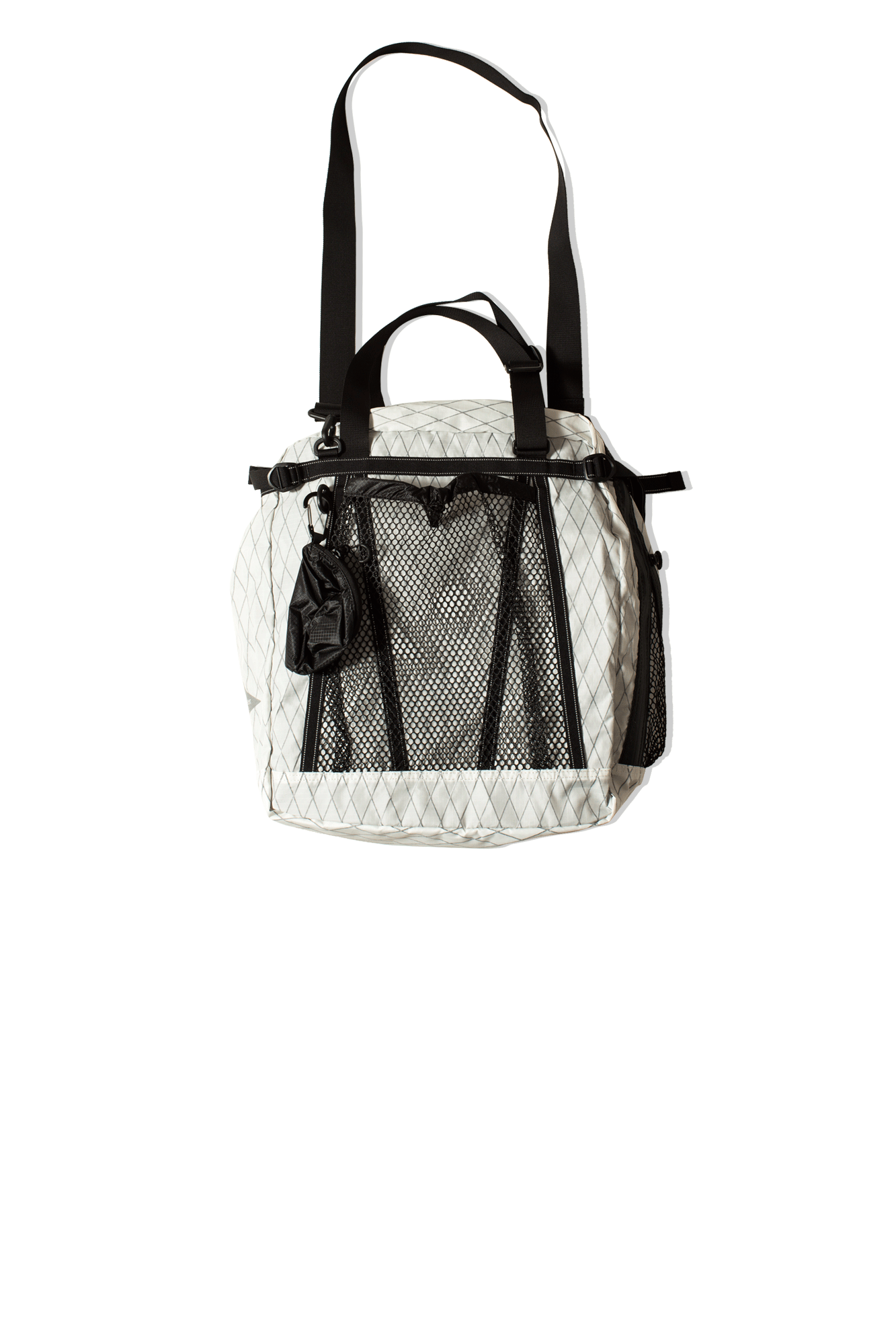X-Pac 25L 3Way Tote White