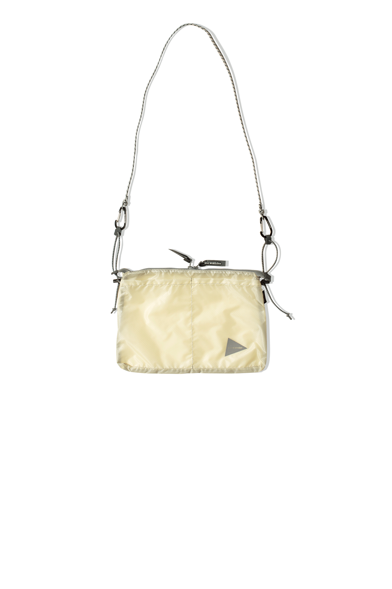 And Wander Shoulder bags Sil Sacoche White 5741175404#000#031#OS - One Block Down