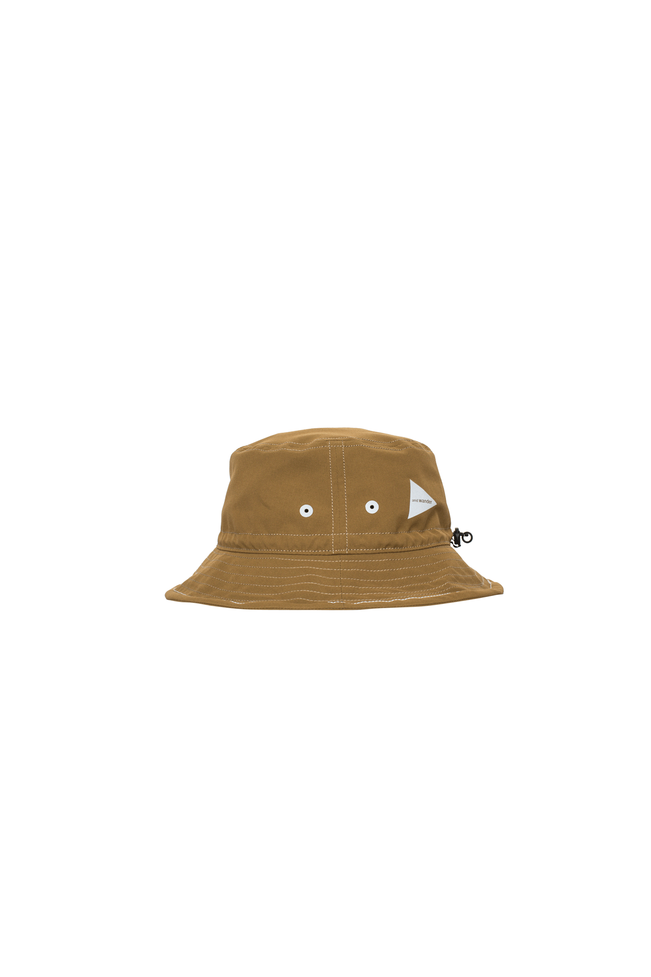 And Wander Hats PE/CO Hat Beige 5741986539#000#040#OS - One Block Down