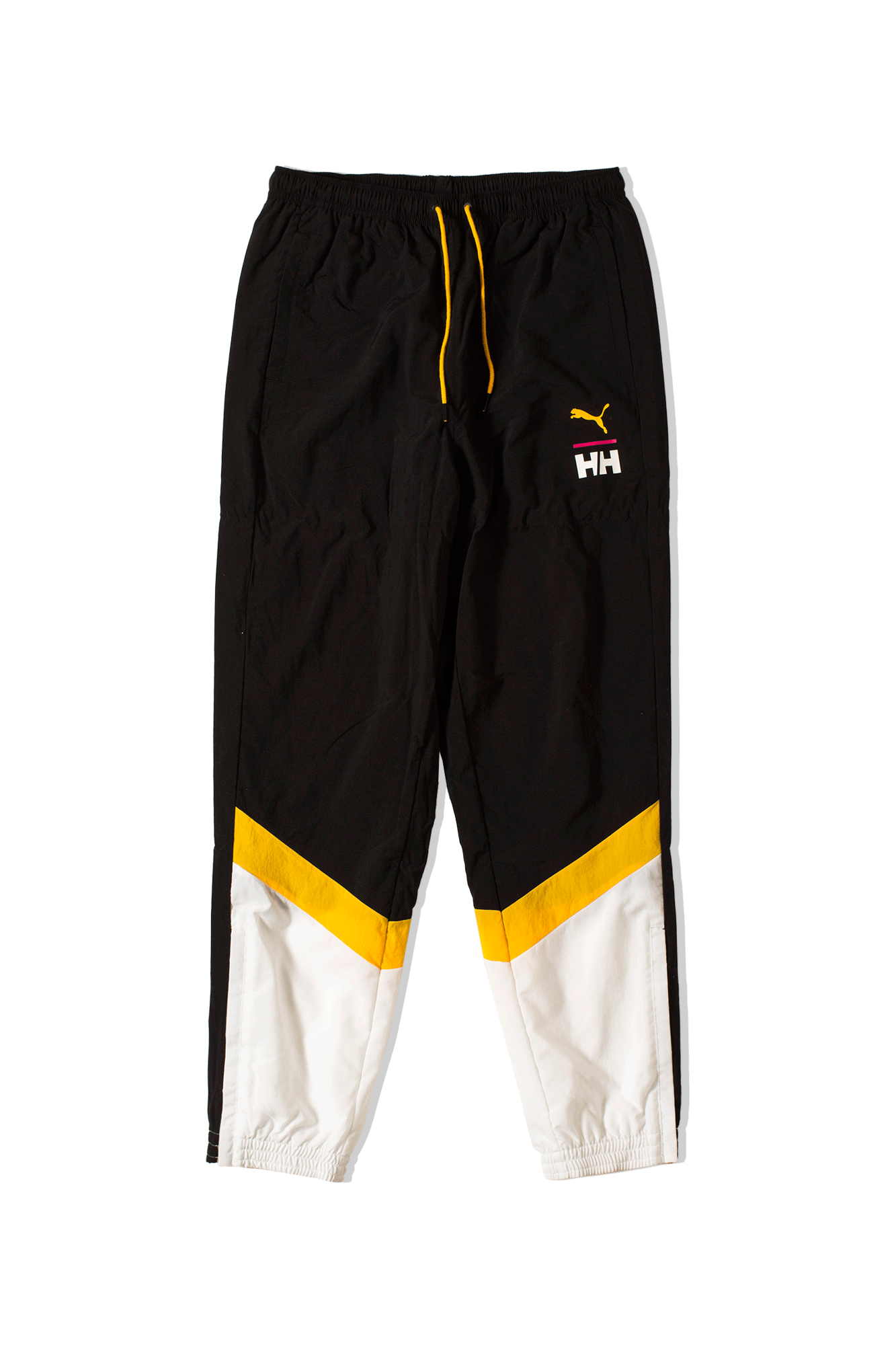 Track Pants x Helly Hensen Yellow