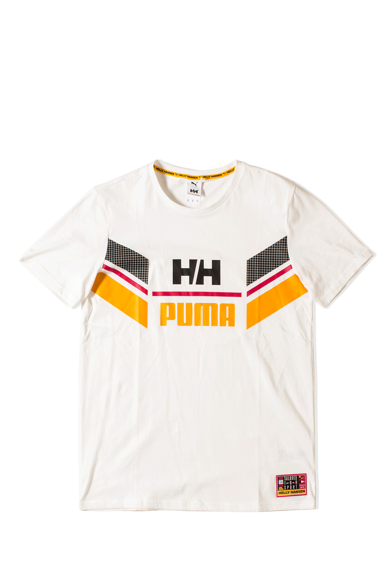 Tee x Helly Hensen White