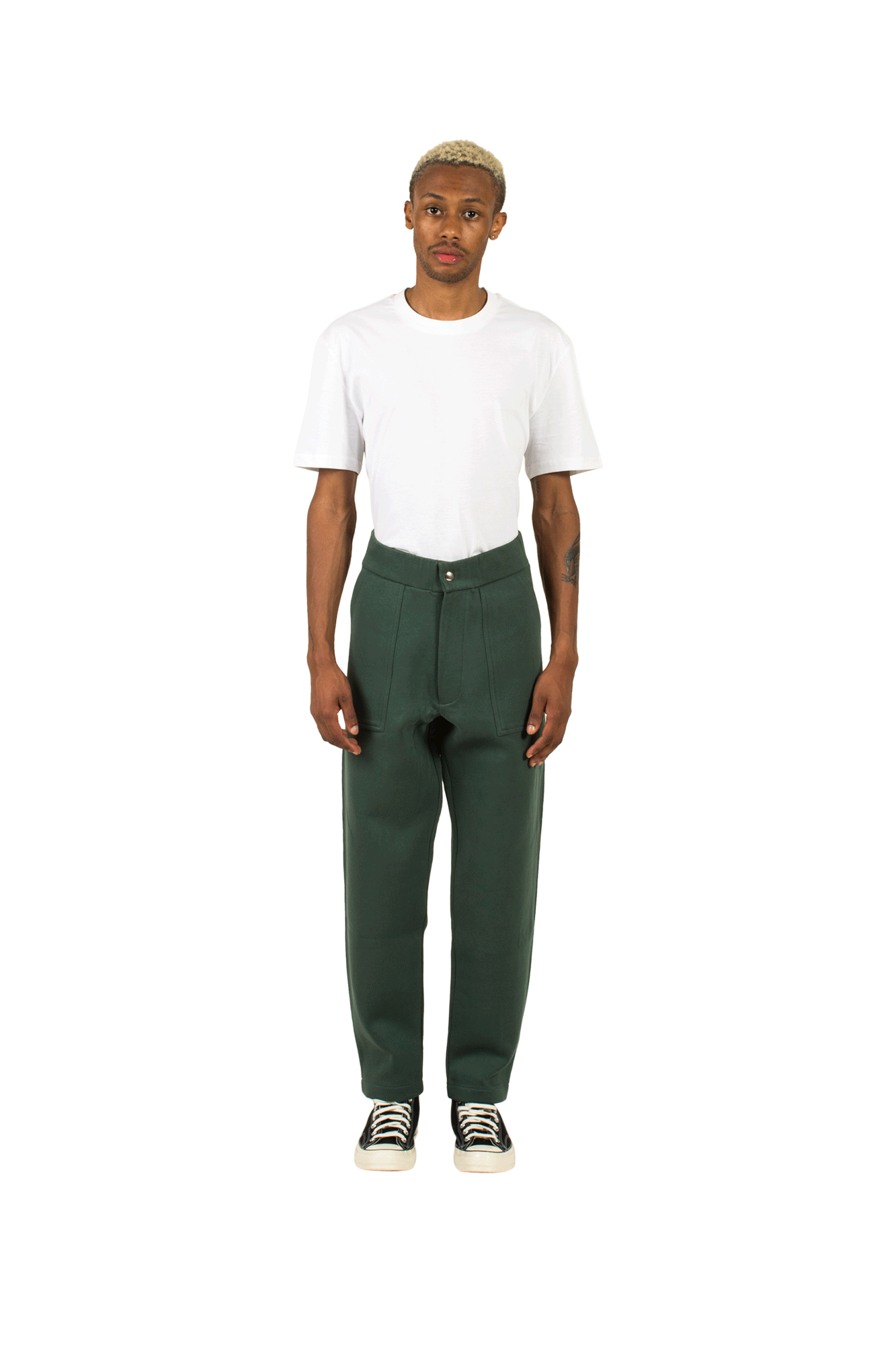 Steady Pant  Green
