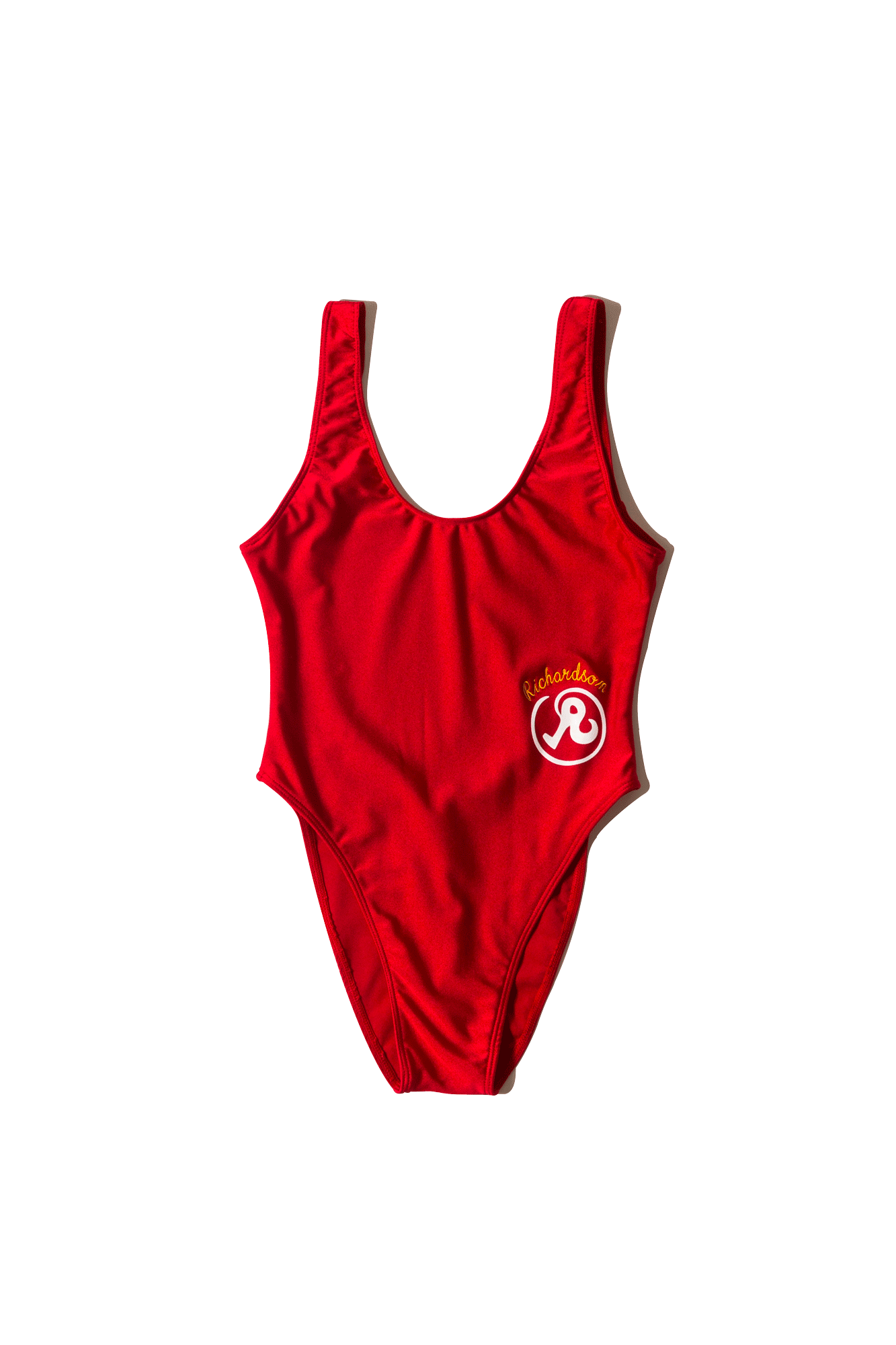 Richardson Mag Beachwear One Piece Swimsuit Red 6211120000#000#RED#S - One Block Down
