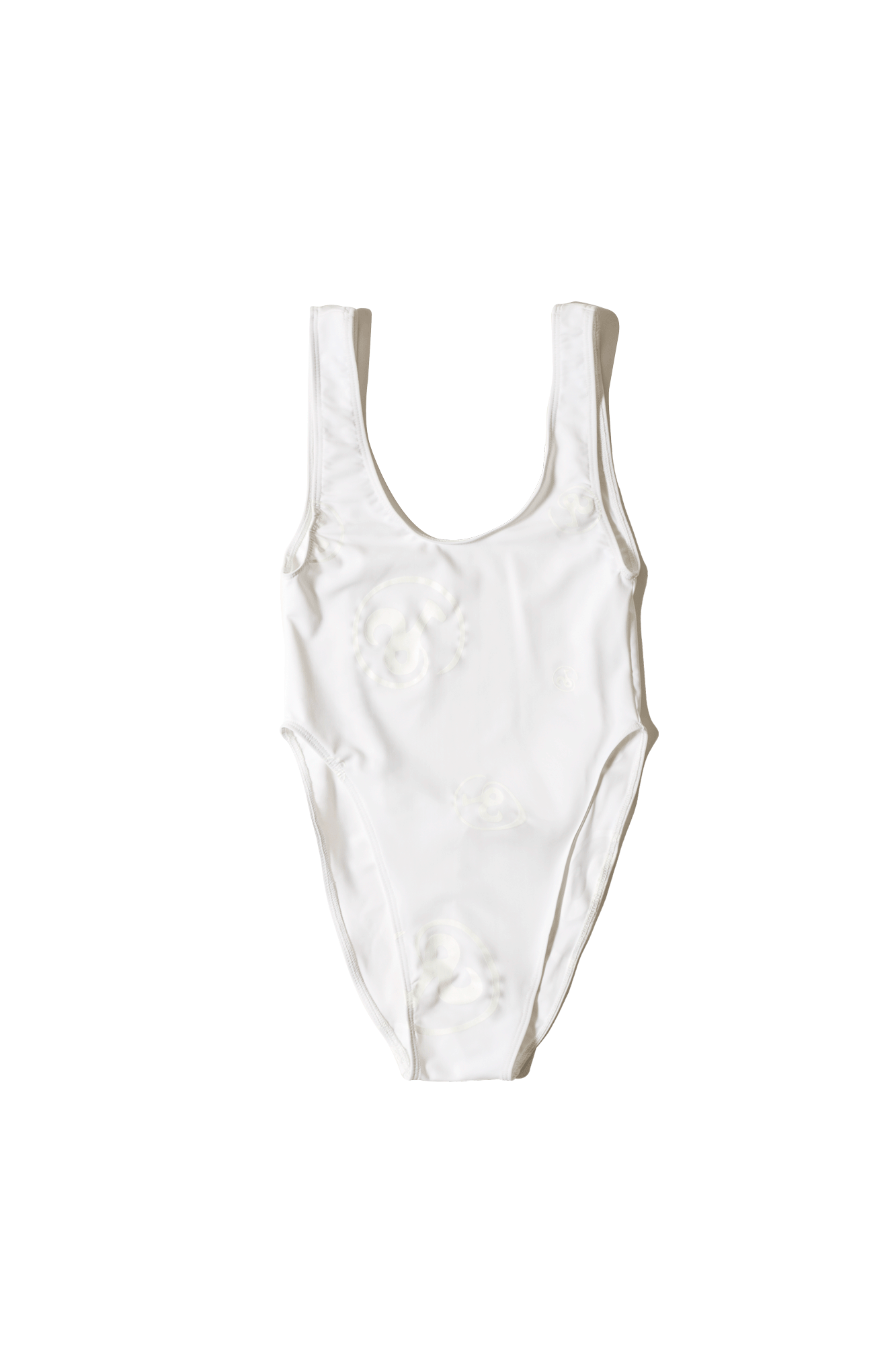 Richardson Mag Beachwear One Piece Swimsuit White 6211120000#000#WHITE#S - One Block Down
