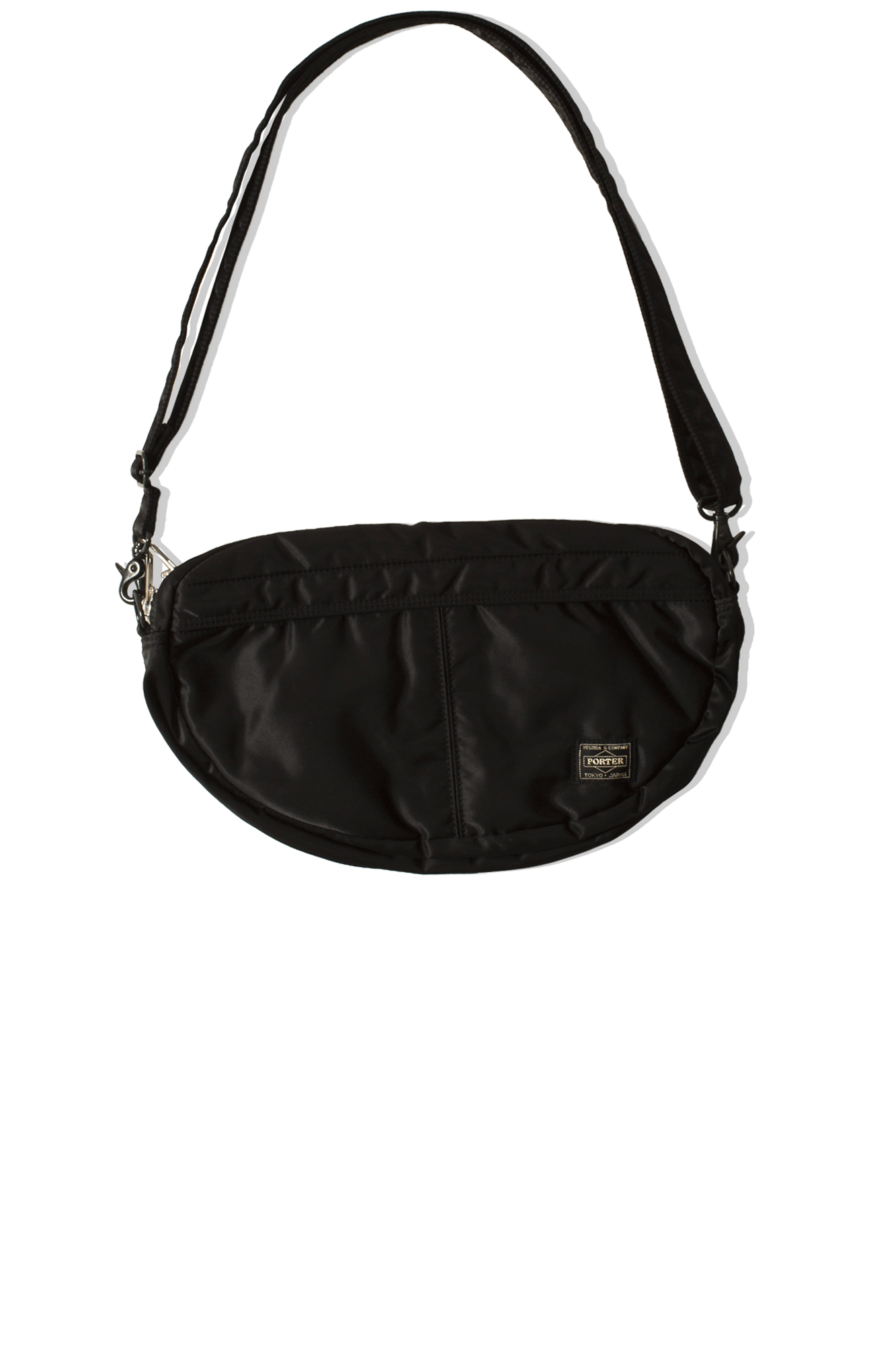 Tanker Shoulder Bag Black