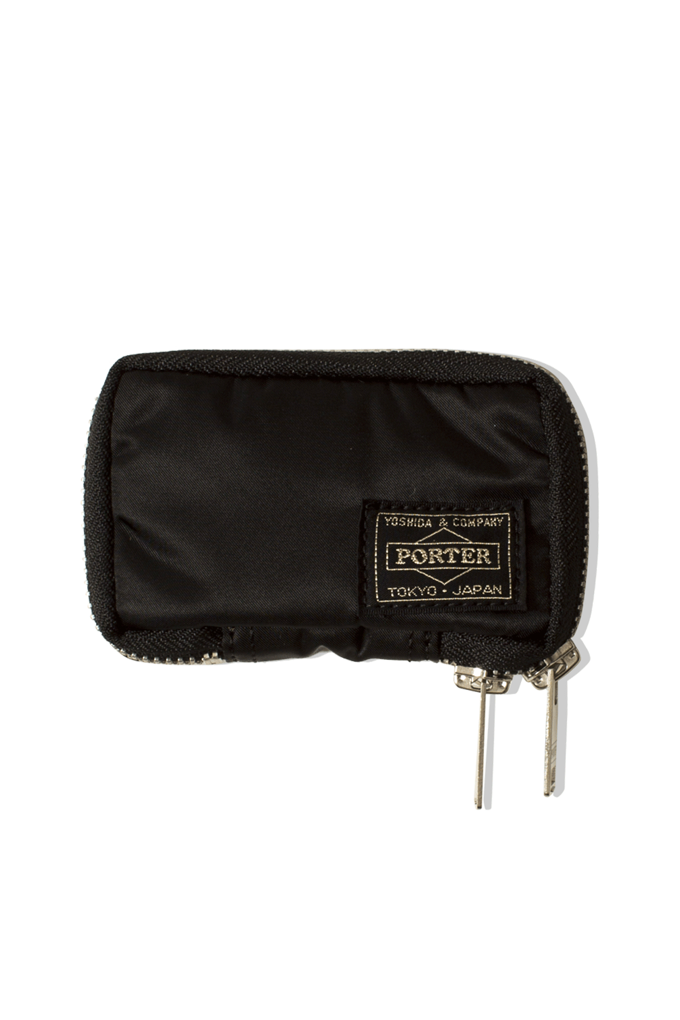 Tanker Key Case Black
