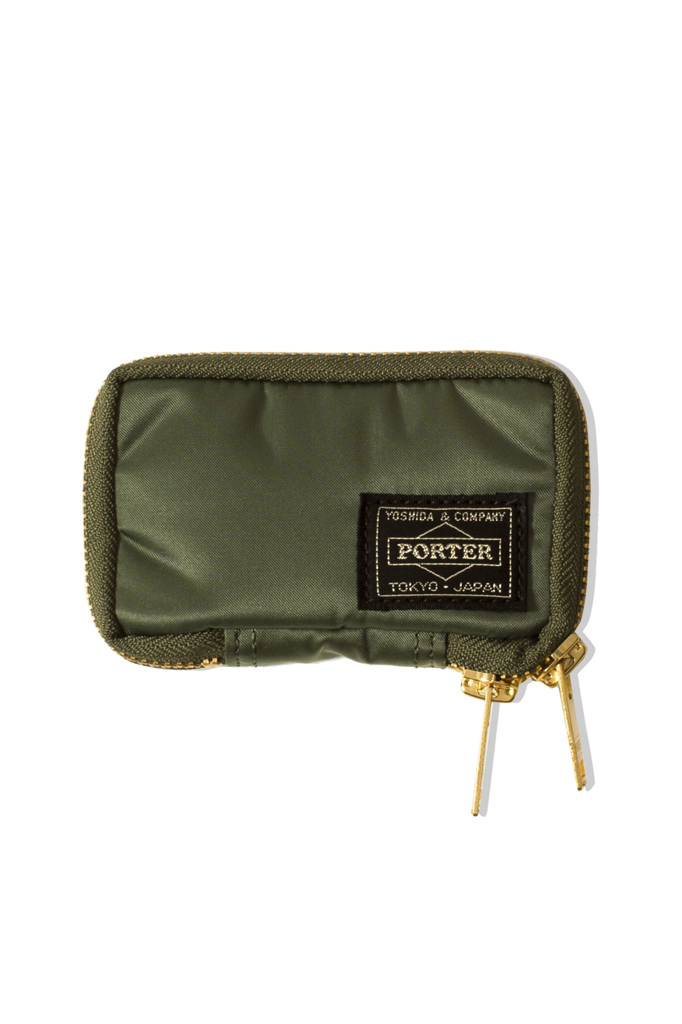 Tanker Key Case Green