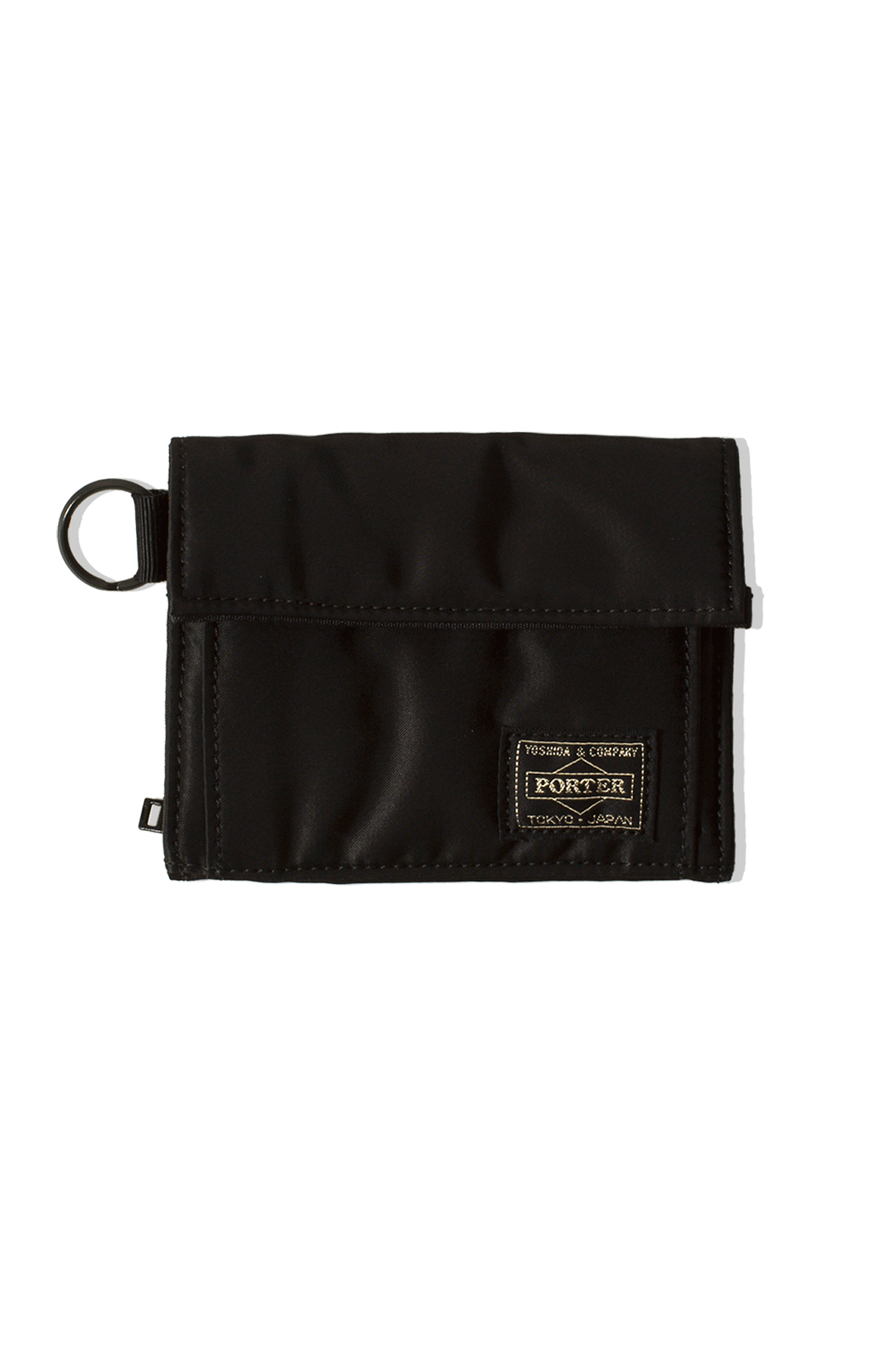 Tanker Wallet Black