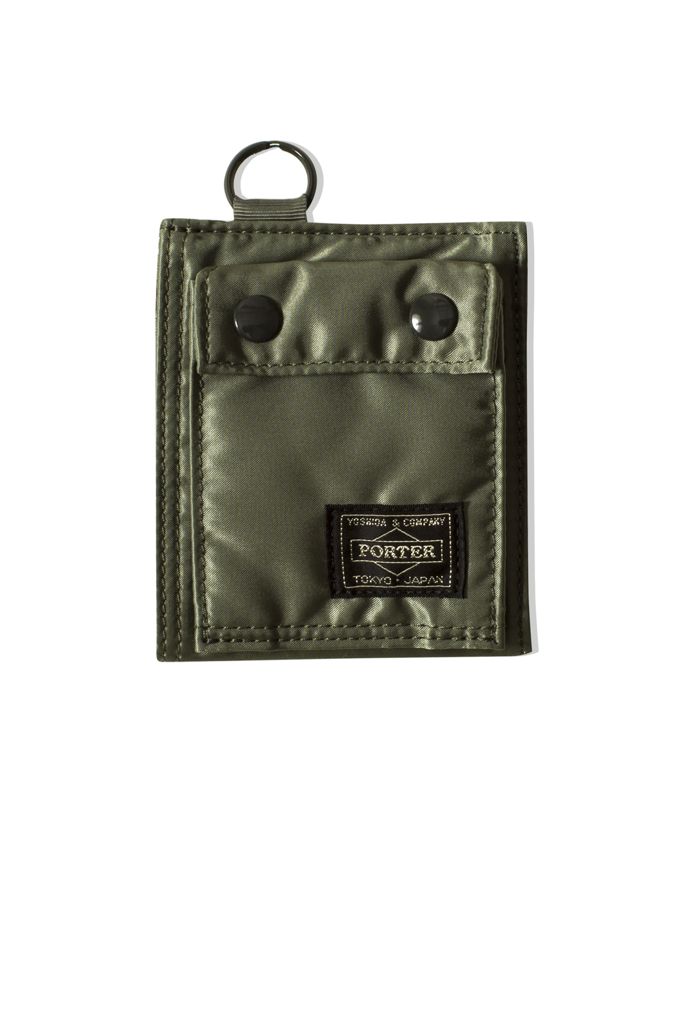 Tanker Wallet Green