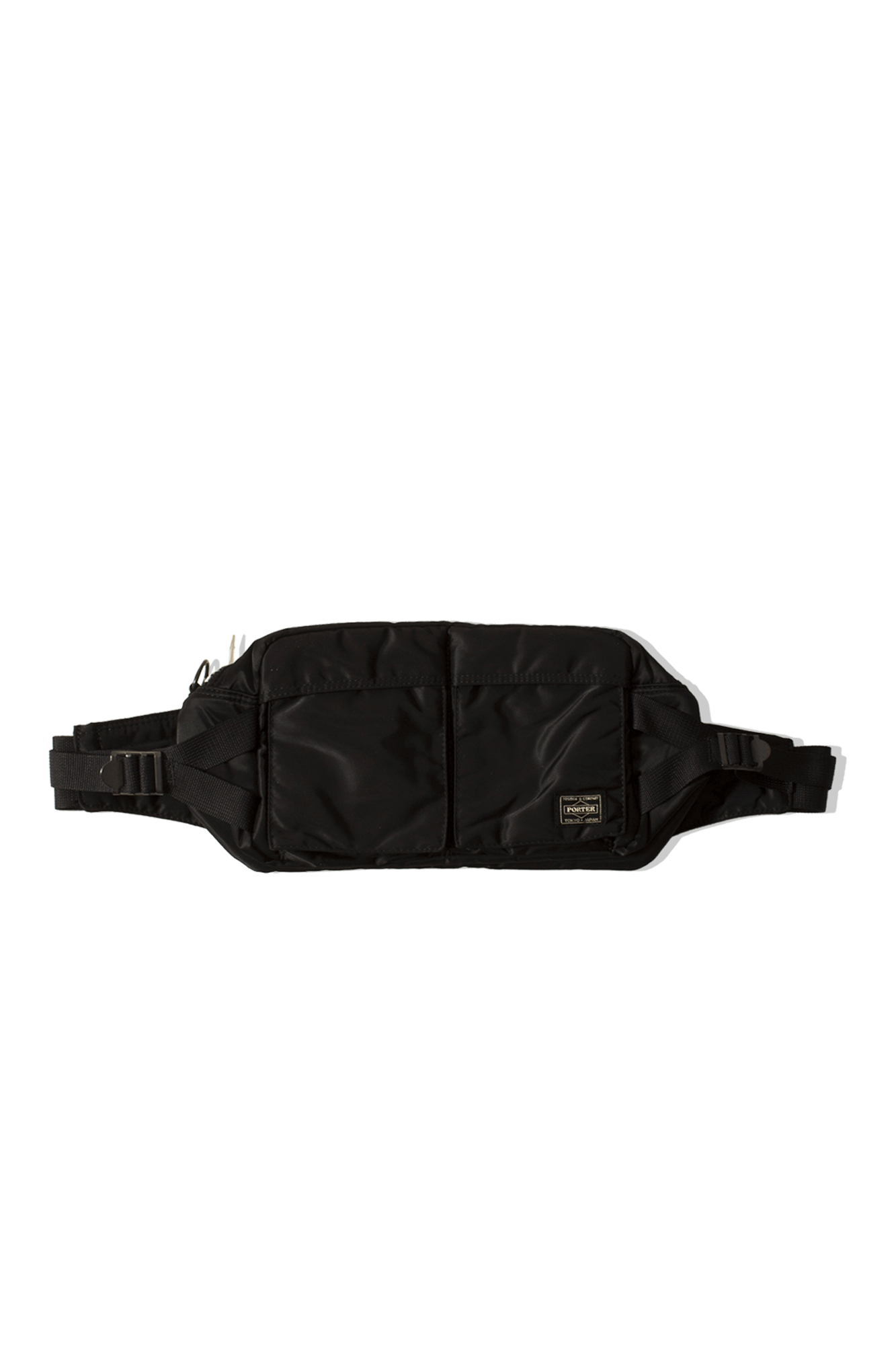 Tanker 2Way Waist Bag Black