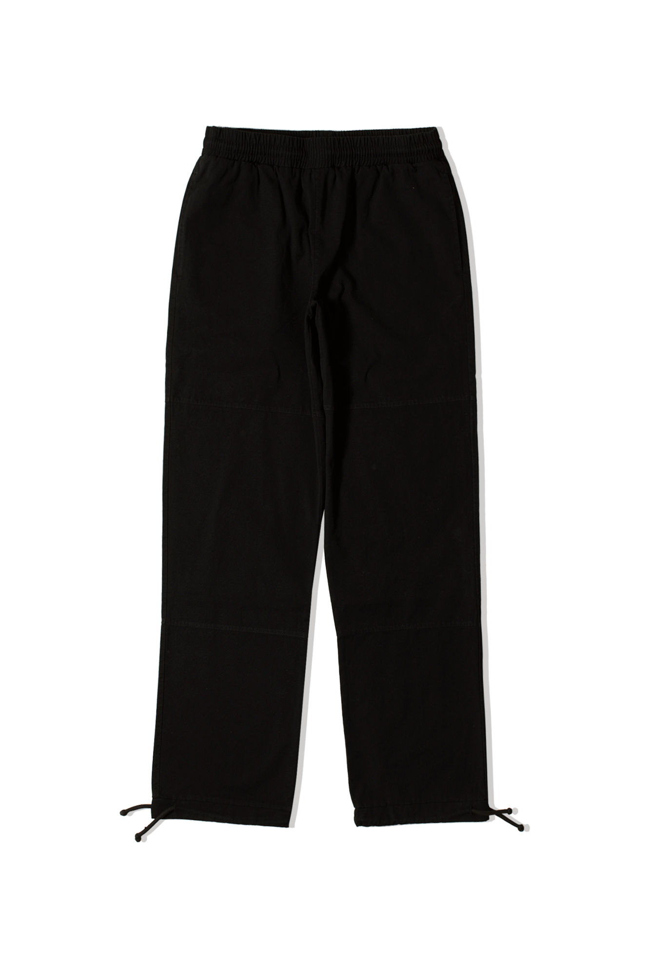 Gian X One Block Down Fleece Pants Black