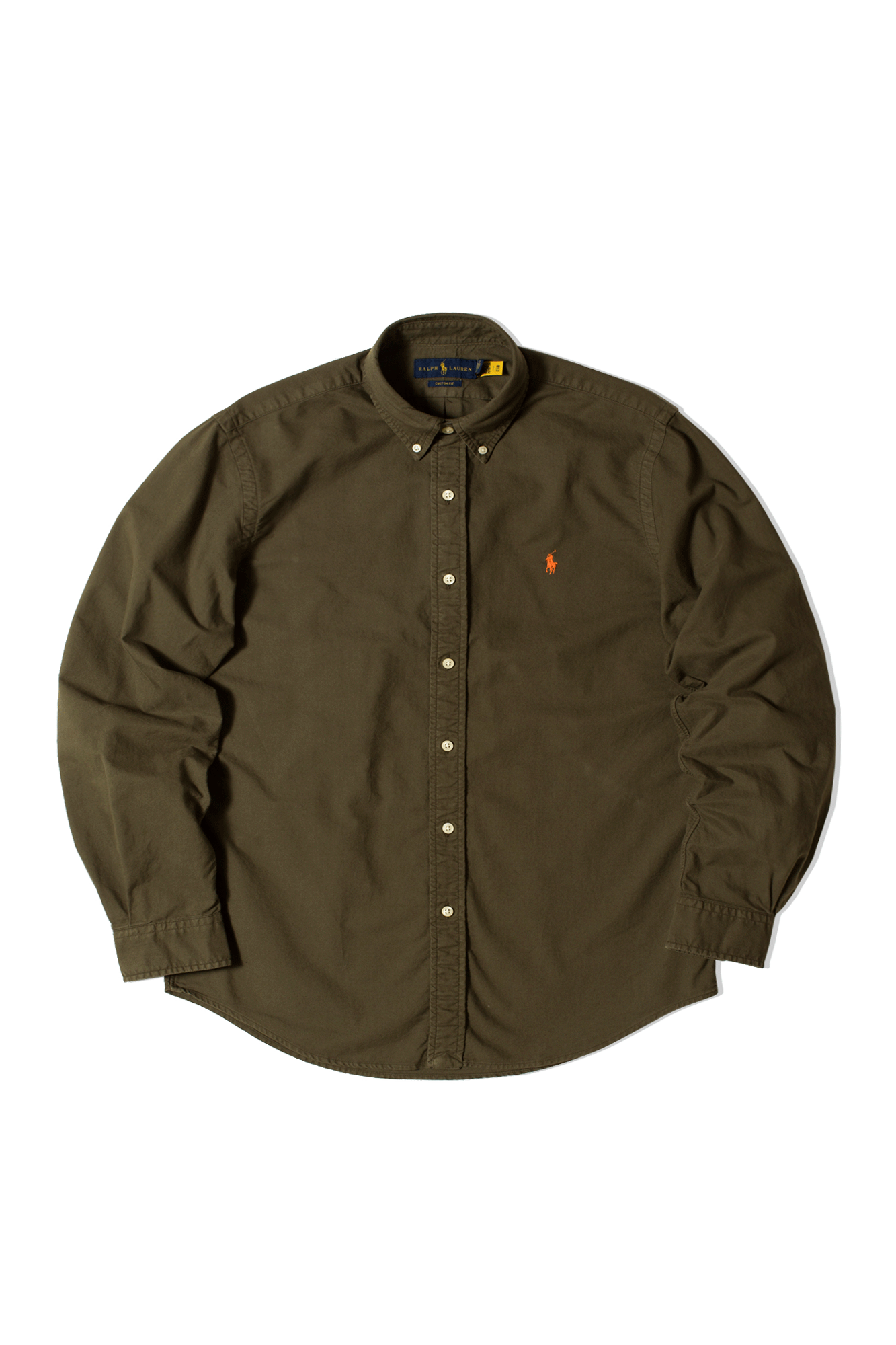 LongSleeve Shirt Green