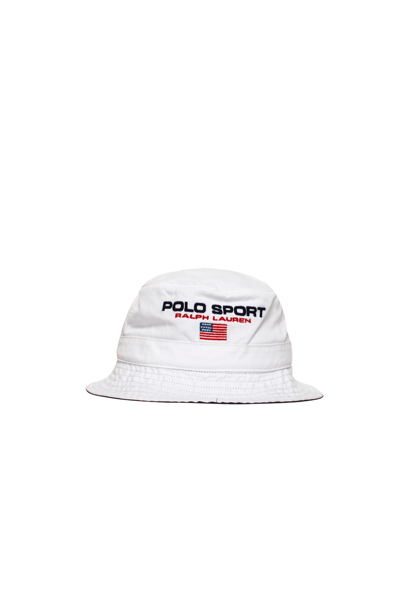 Loft Bucket Hat White
