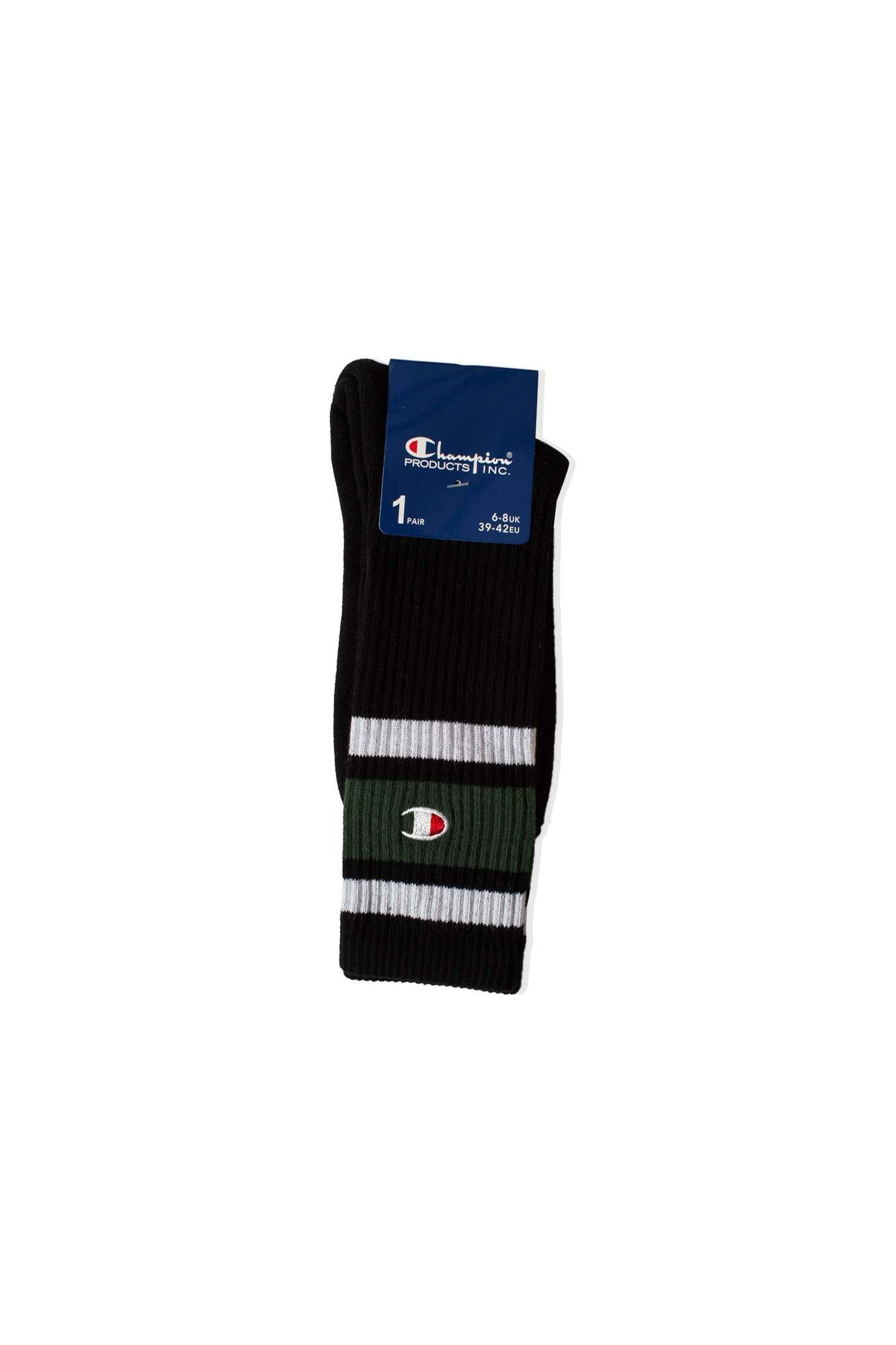 Crew Socks Black