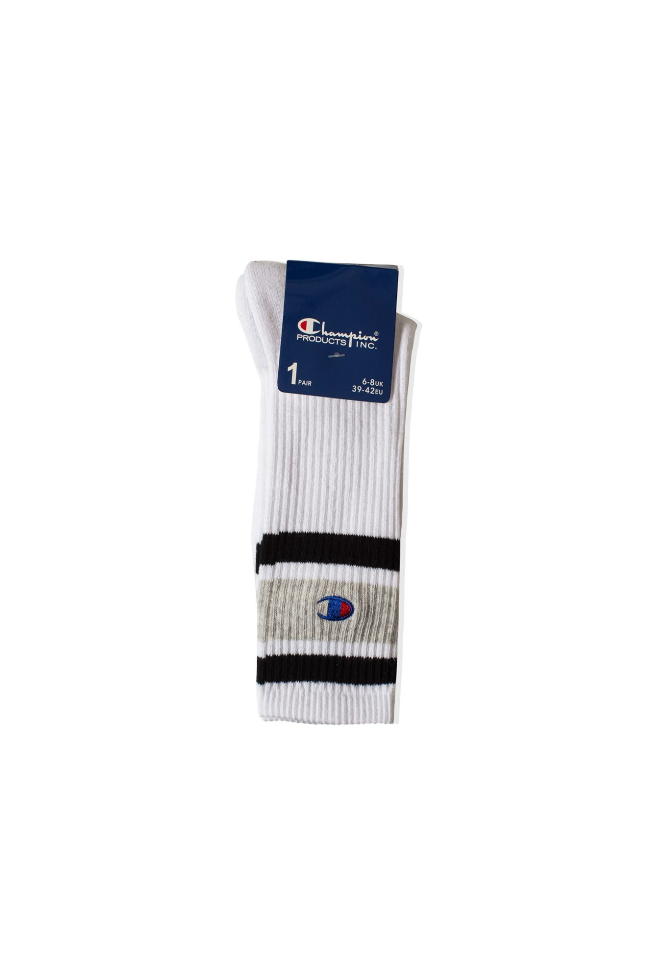 Crew Socks White