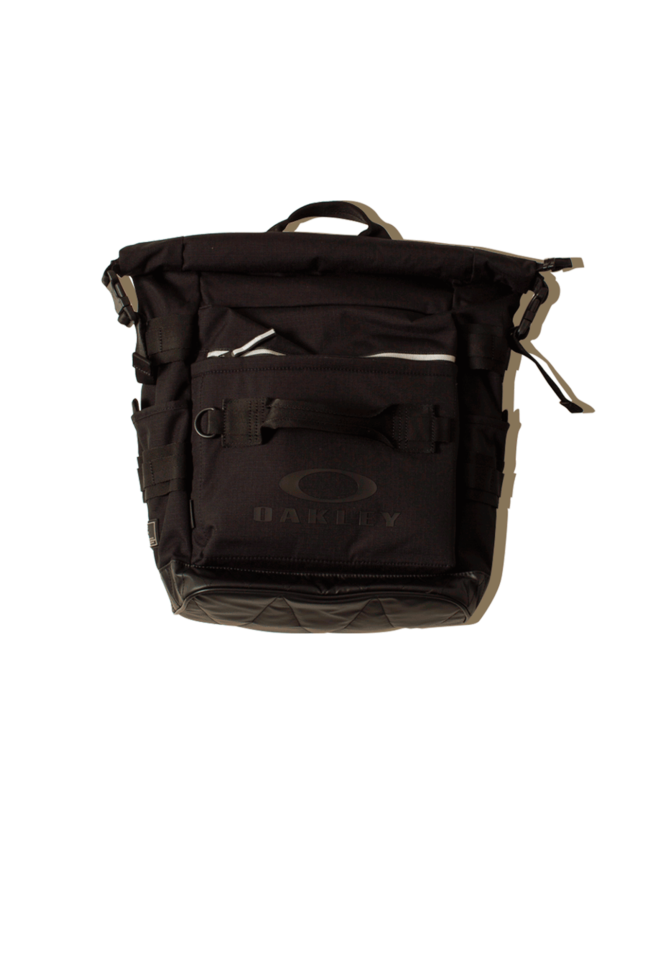 Utility Fotility Folded BackPack Black