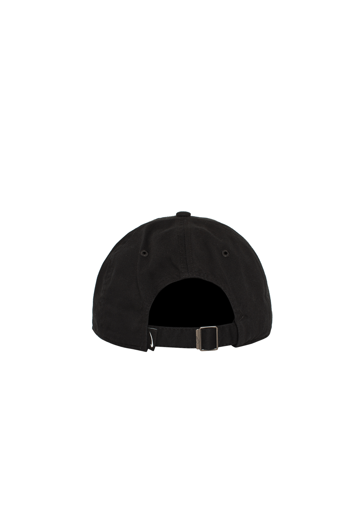 Nike Hats U NK H86 Cap Essential SW Black Black 943091#000#010#OS - One Block Down