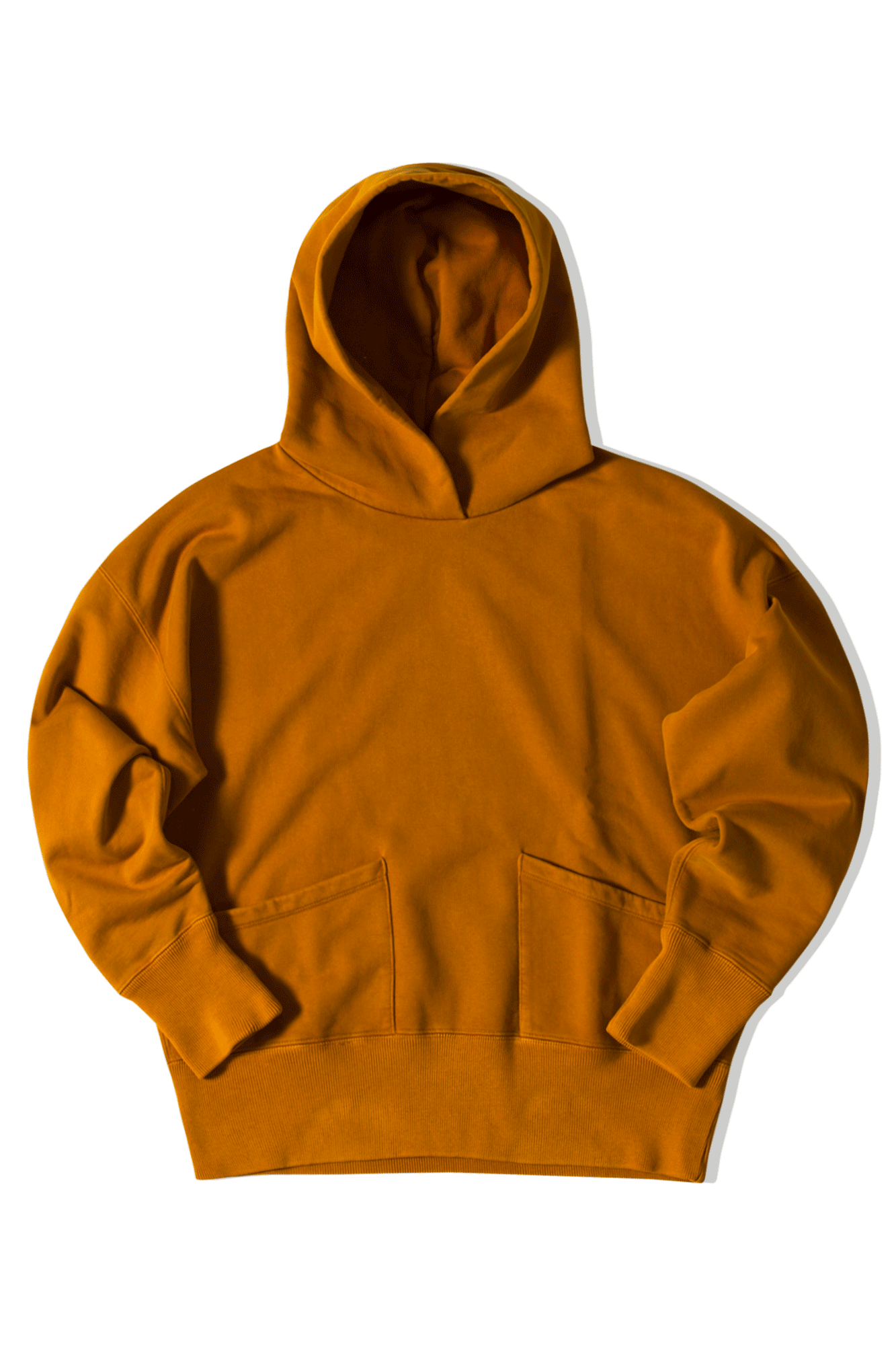 Levi's Sweaters 1950s Hoodie Sorrel Orange 9442800100#000#C0005#M - One Block Down