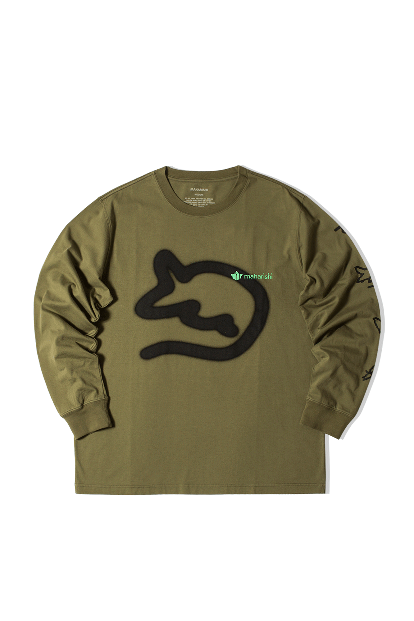 Year of The Stray Rat Long Sleeve T-Shirt