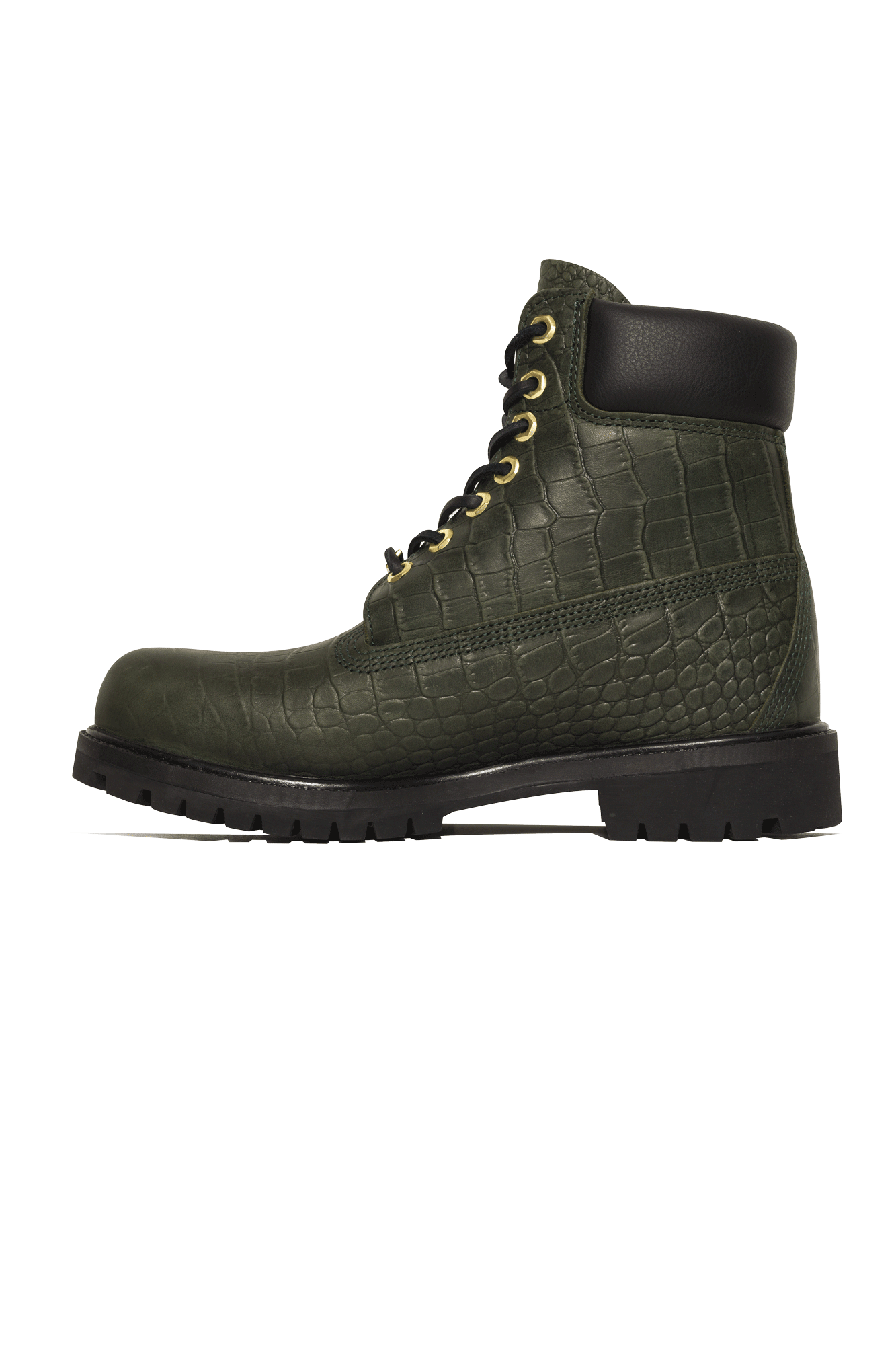 Timberland Boots 6 Inch Premium Boot Green A1PIJ#000#C0013#7