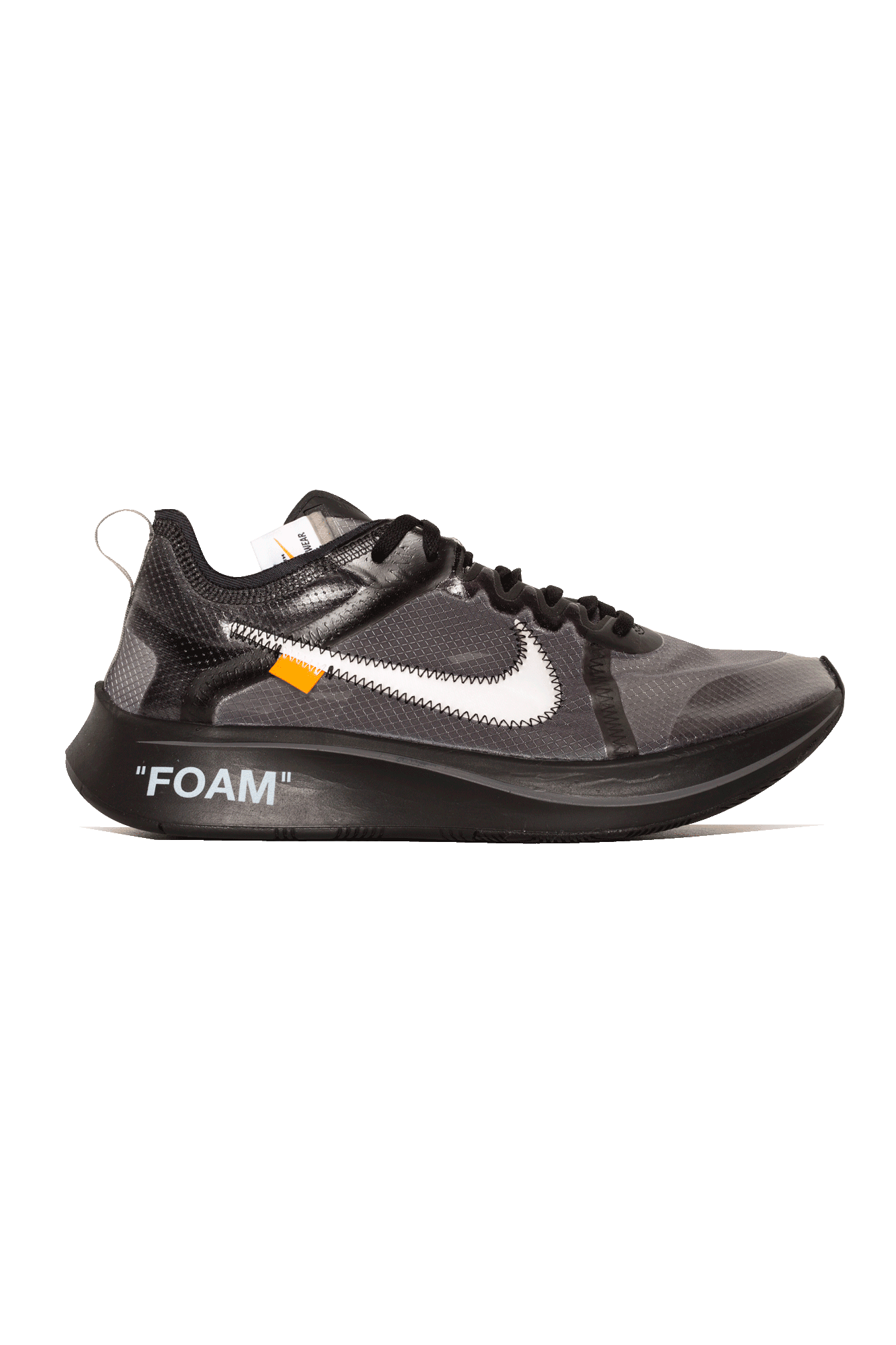 Nike Trainers The 10 : Zoom Fly Black - One Block Down