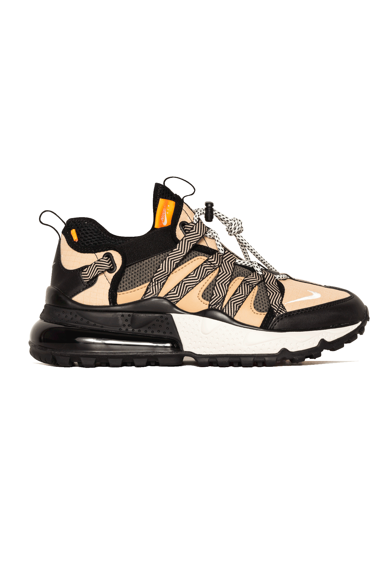 Nike Sneakers Air Max 270 Bowfin Brown AJ7200 #000#001#11 One Block Down