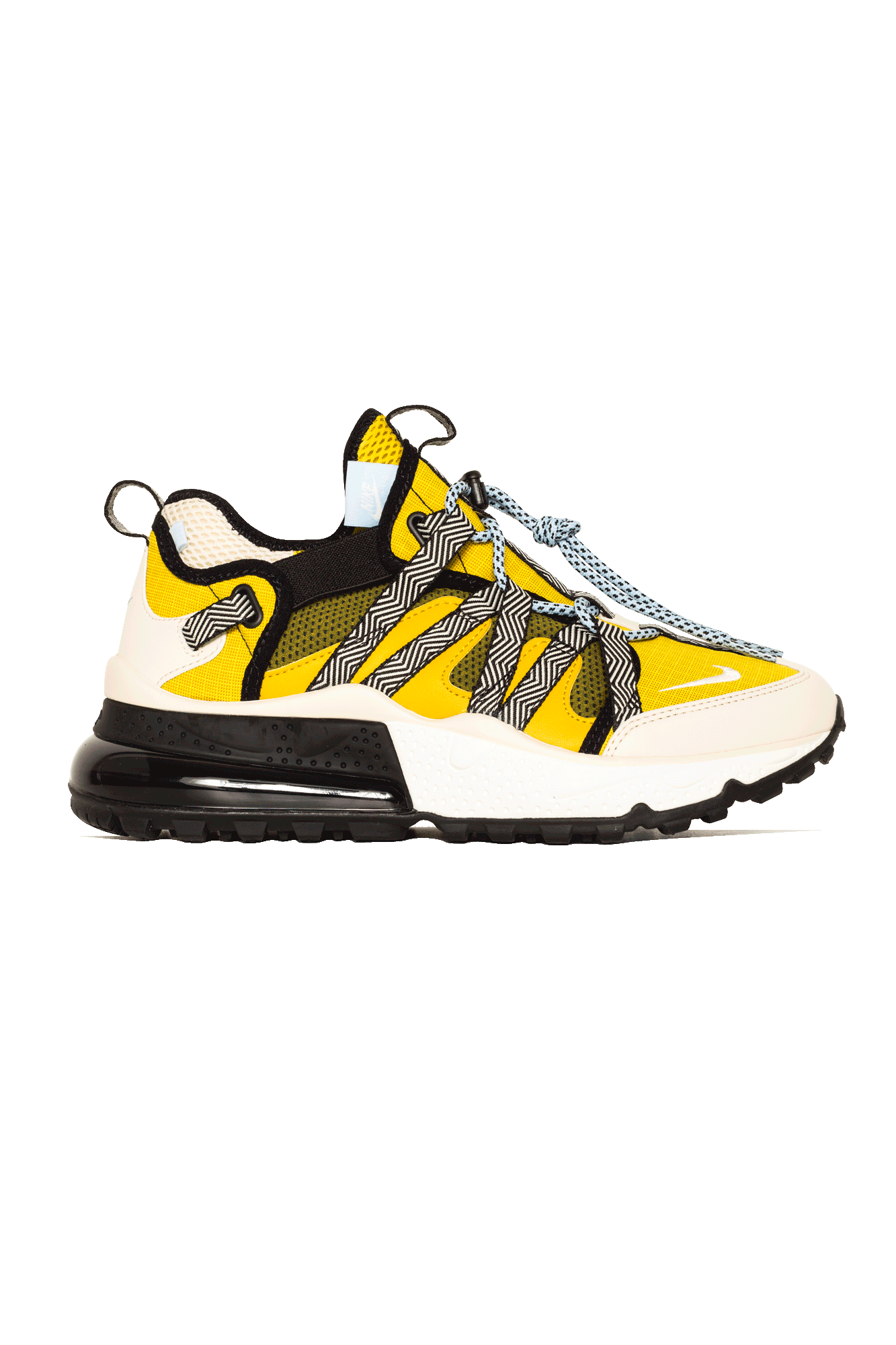 Nike Sneakers Air Max 270 Bowfin Yellow AJ7200 #000#300#8,5 One Block Down