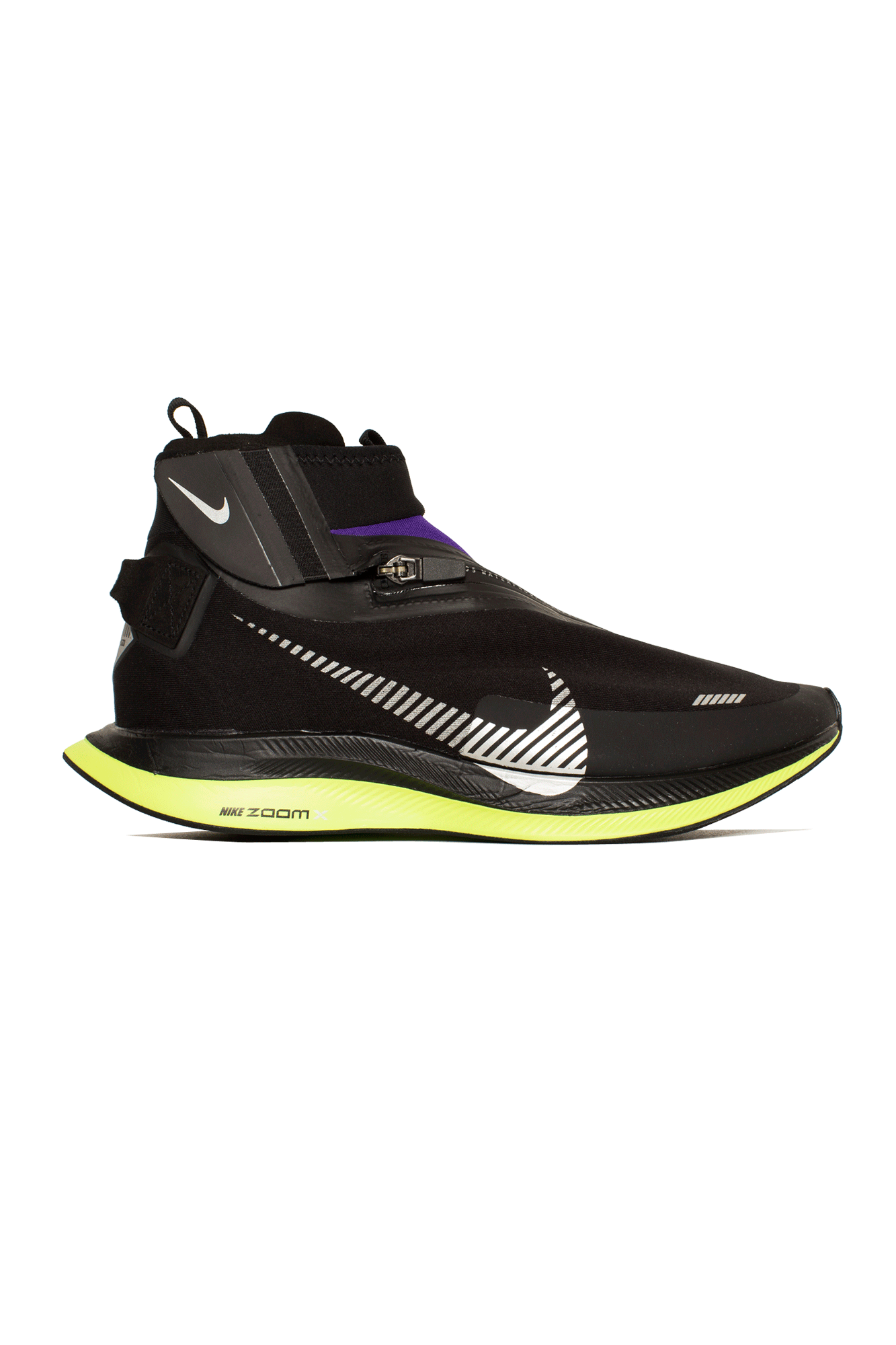 Zoom Pegasus Turbo Shield Black
