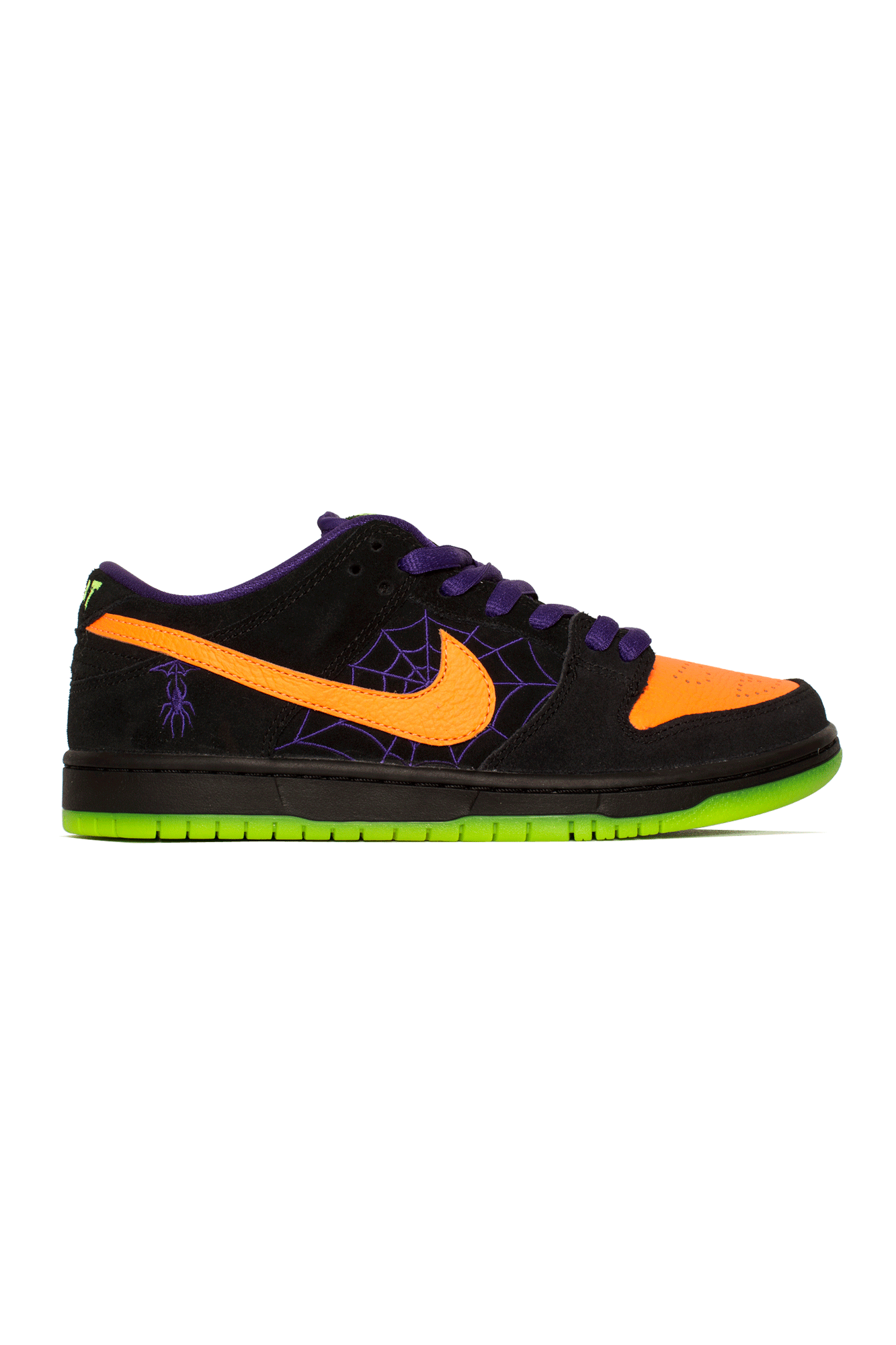 "SB Dunk Low PRO ""Night of Mischief"" Black"