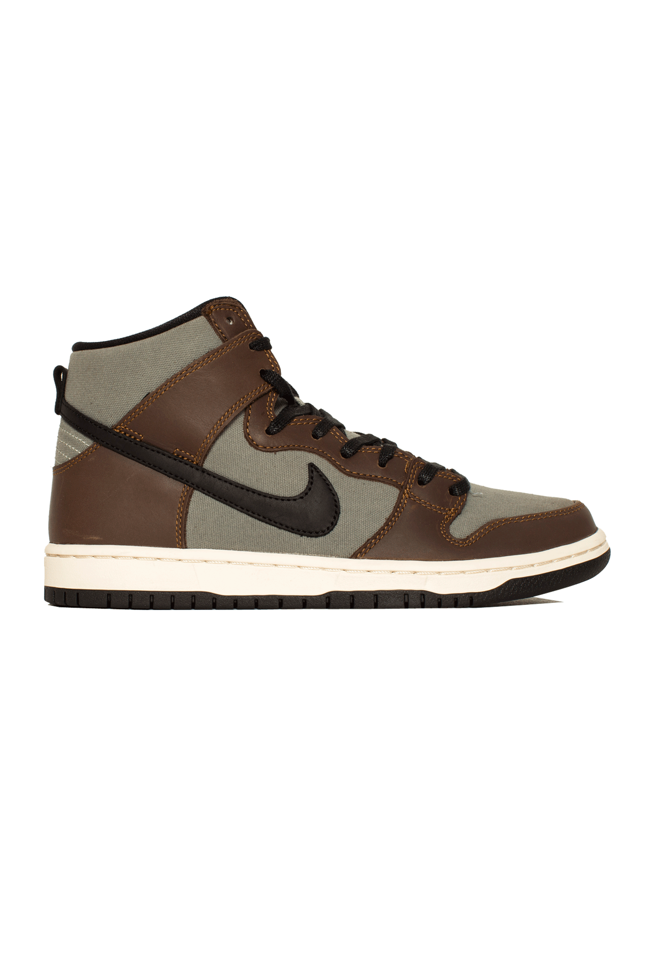 SB Dunk High Pro Brown