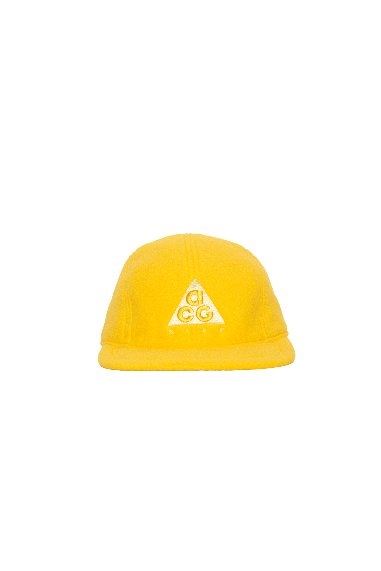 U NRG AW84 Cap ACG Fleece Yellow