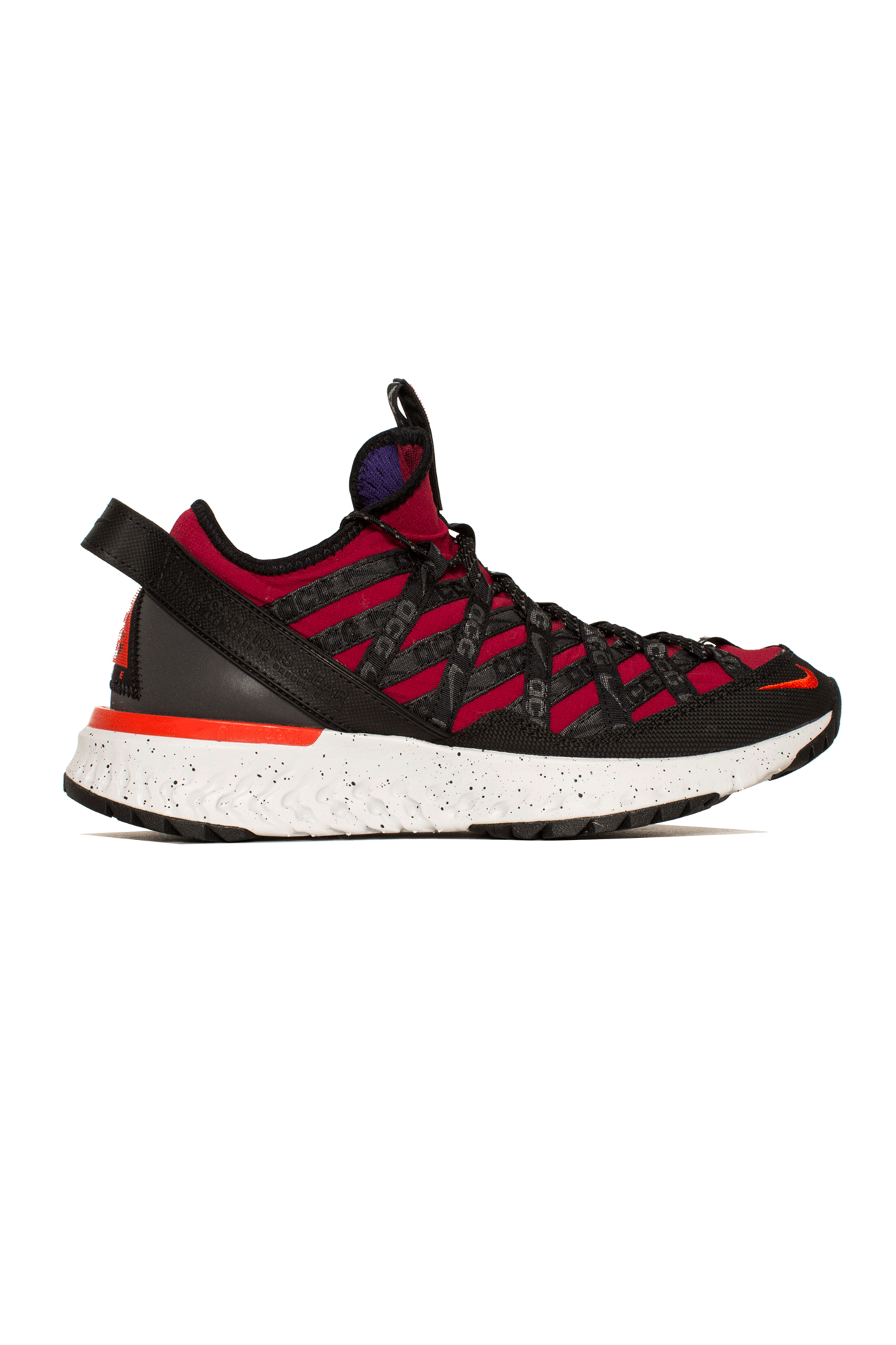 ACG React Terra Gobe Red