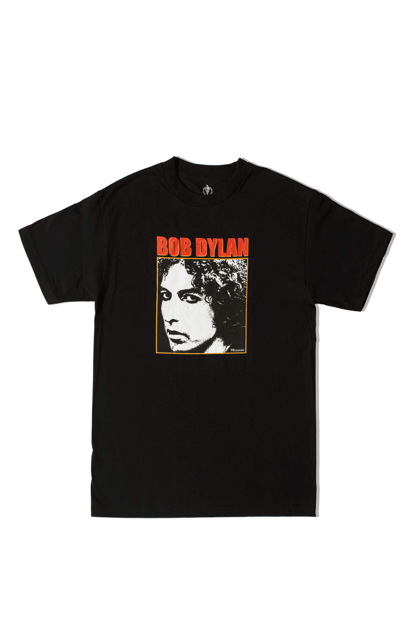 Bob Dylan Home T-Shirt Black