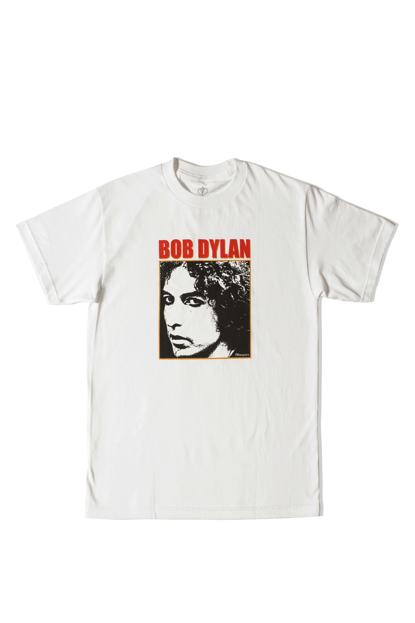 Bob Dylan Home T-Shirt White