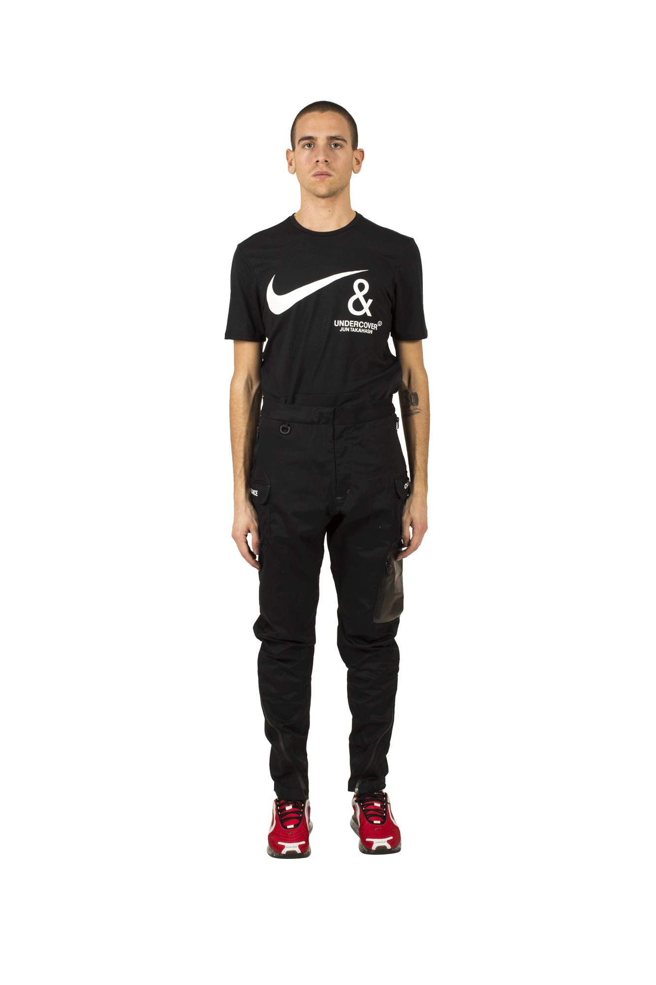 Nike Trousers M NRG Undercover Pant Black CD7528-#000#010#S - One Block Down