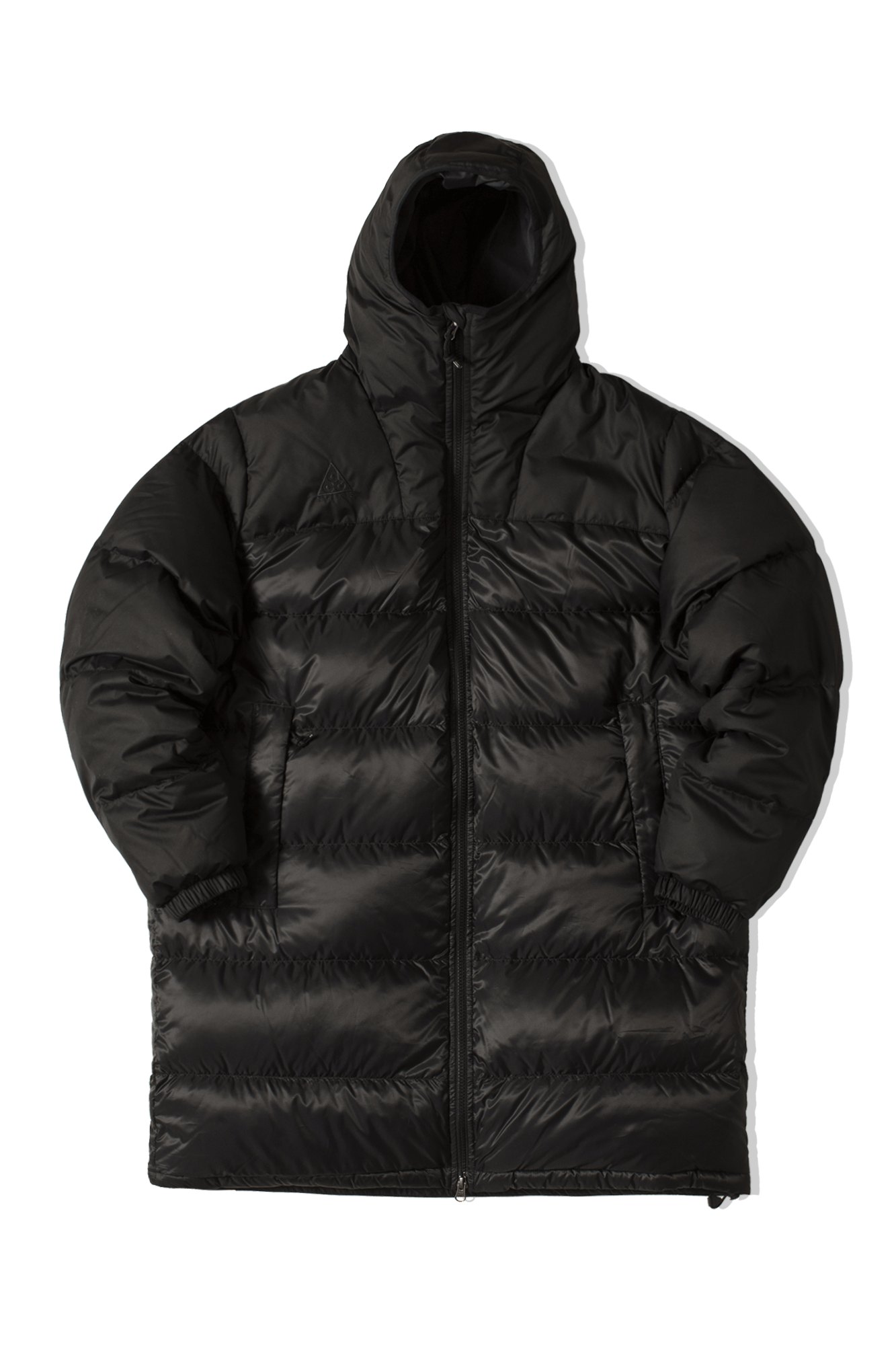 W NRG ACG Down Parka Black