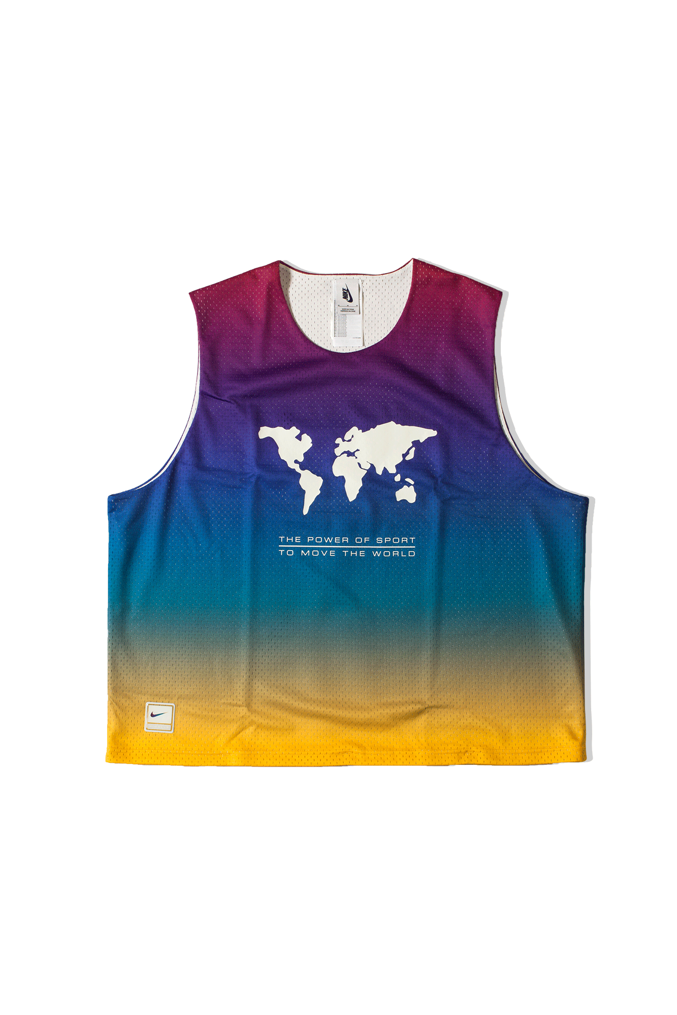 Nike Tank Top Tank JSY x Pigalle Purple CI9951-#000#547#XS - One Block Down