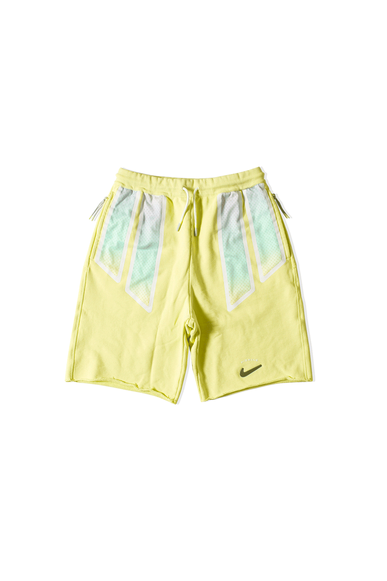 Short x Pigalle Yellow