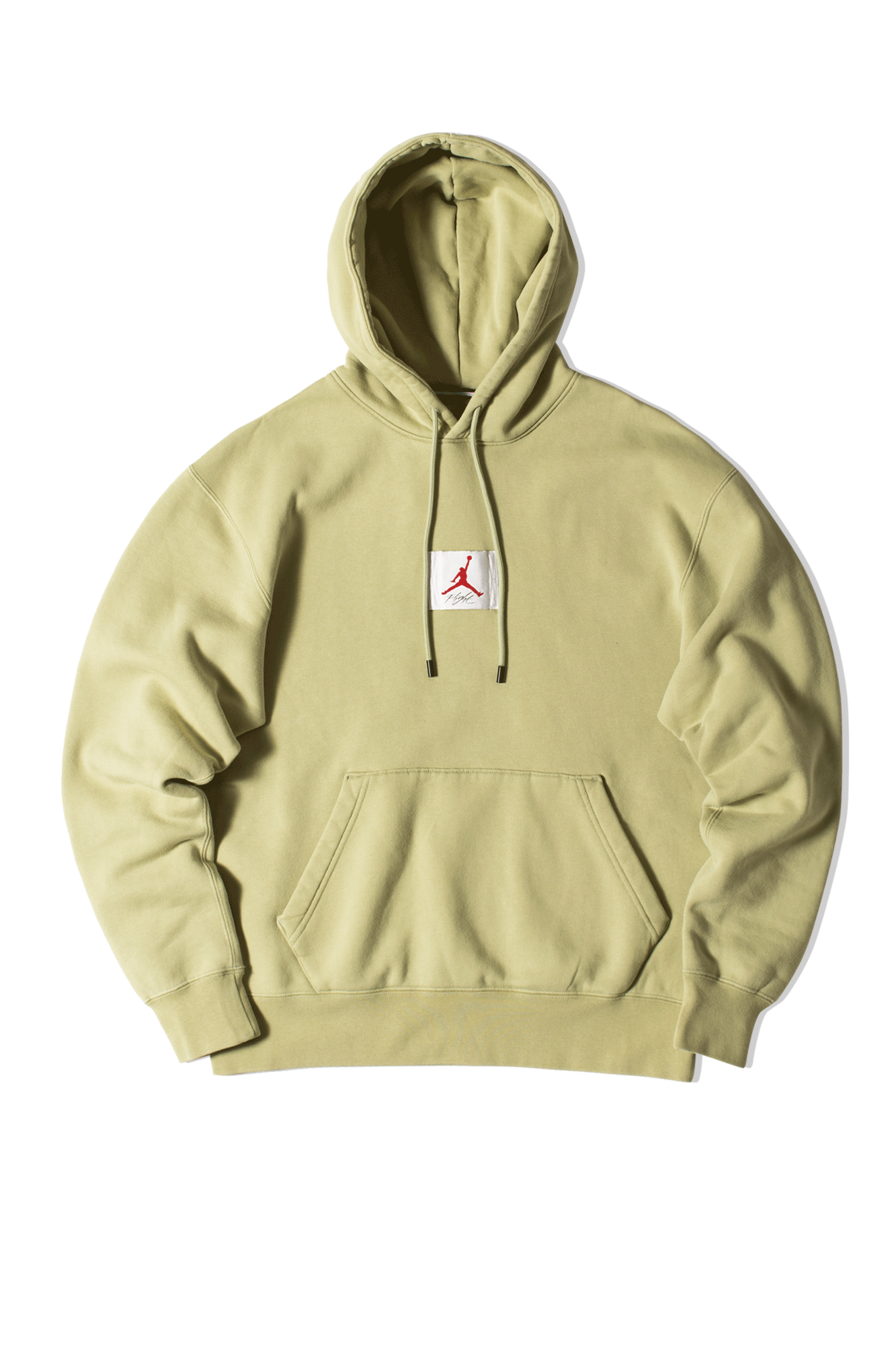 Flight Fleece Hooded Sweatshirt Green