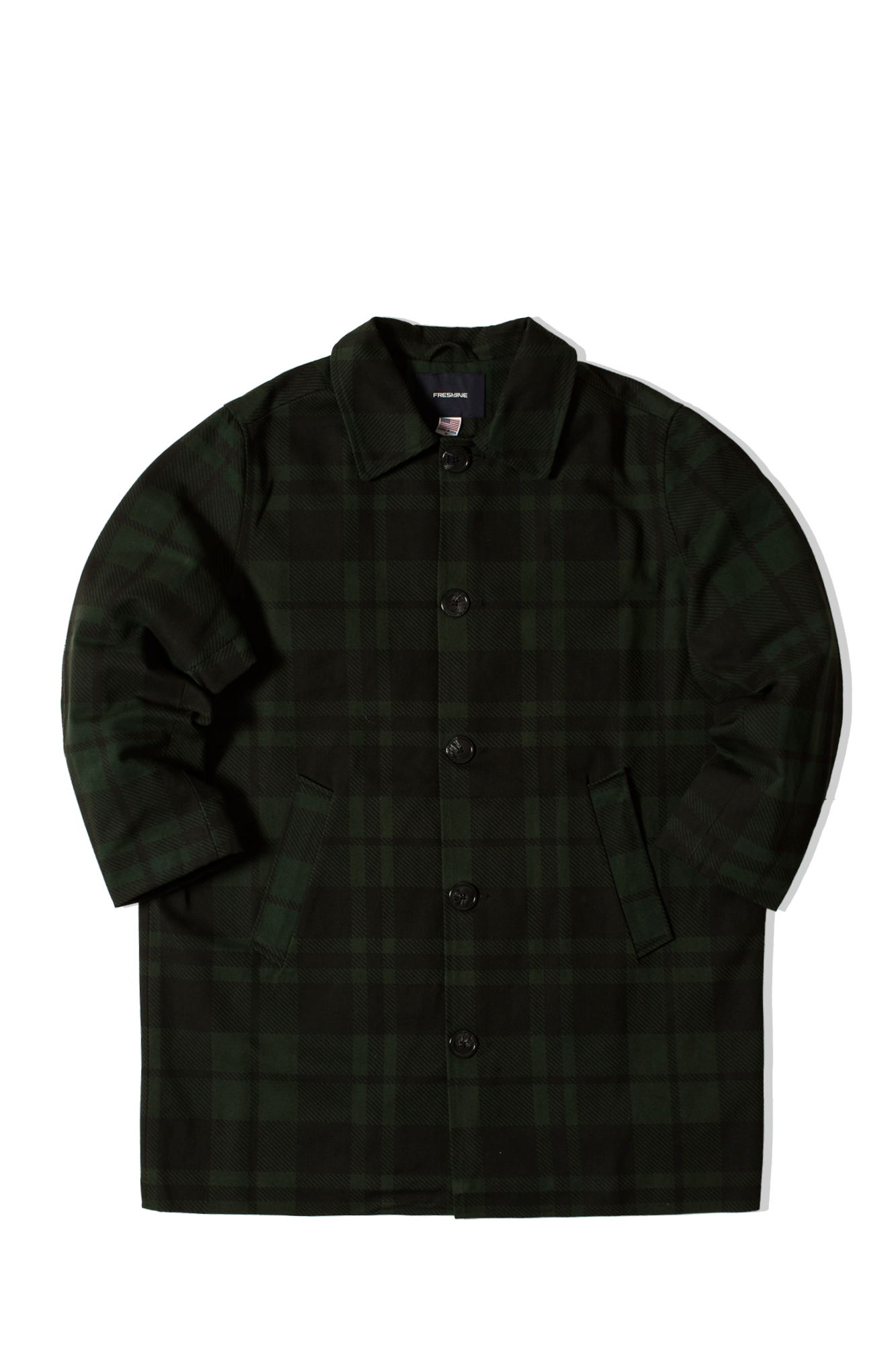 Central Coat Green