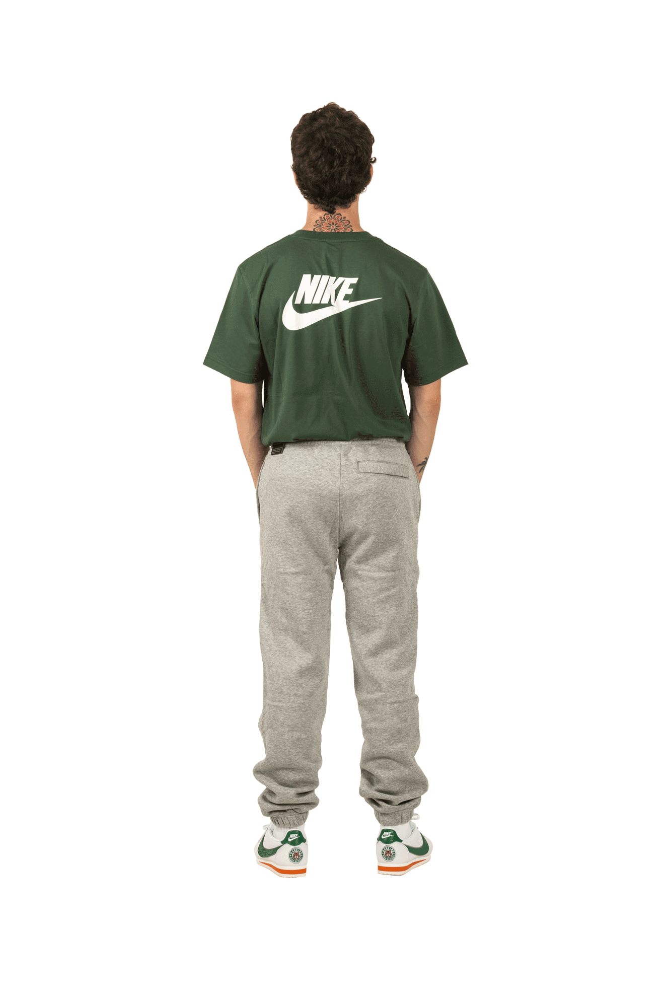 Nike Sweatpants M NRG Club Pant X Stranger Things Grey CQ3656#000#063#XXS - One Block Down