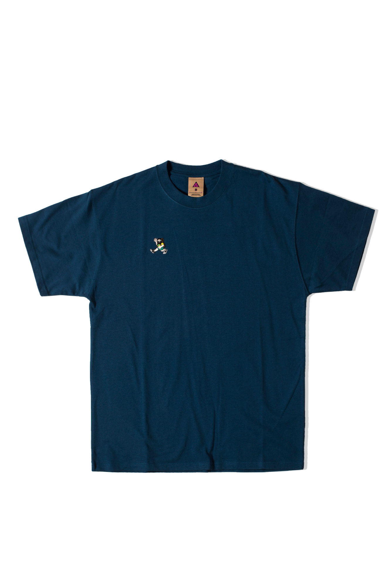 M NRG ACG Short Sleeve Tee Hike Logo Blue