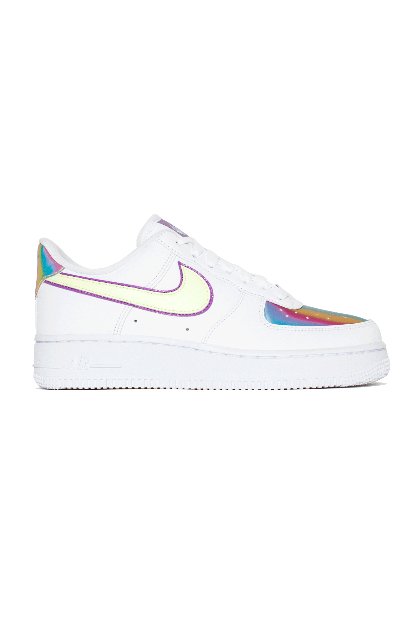 Nike Sneakers Wmns Air Force 1 Easter White CW0367-#000#100#8 - One Block Down