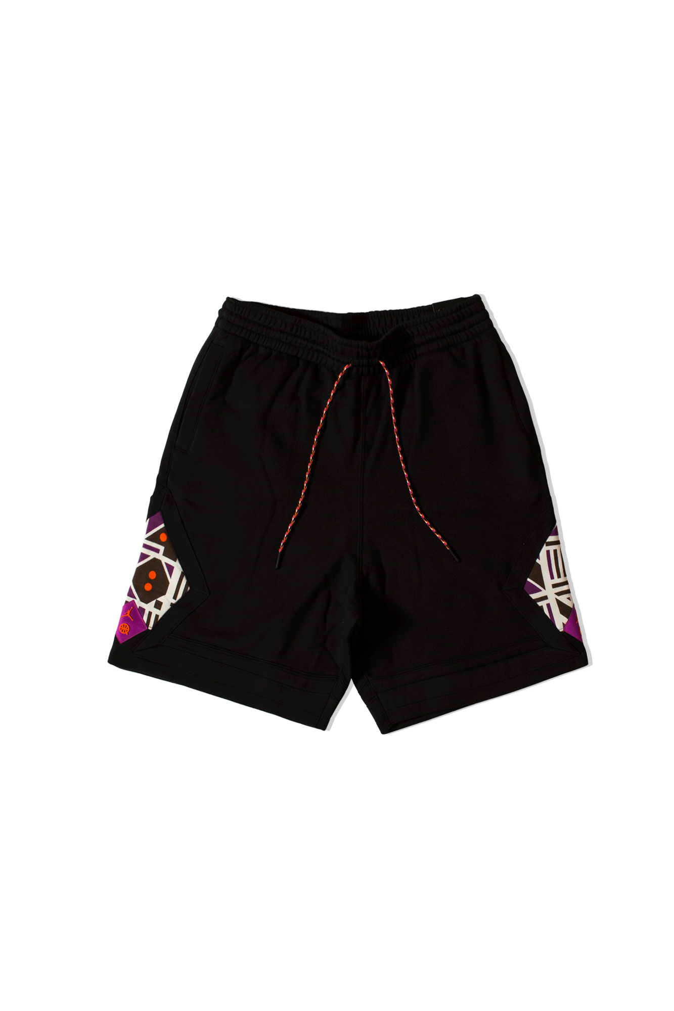 Quai 54 Jumpman Diamond Short Black