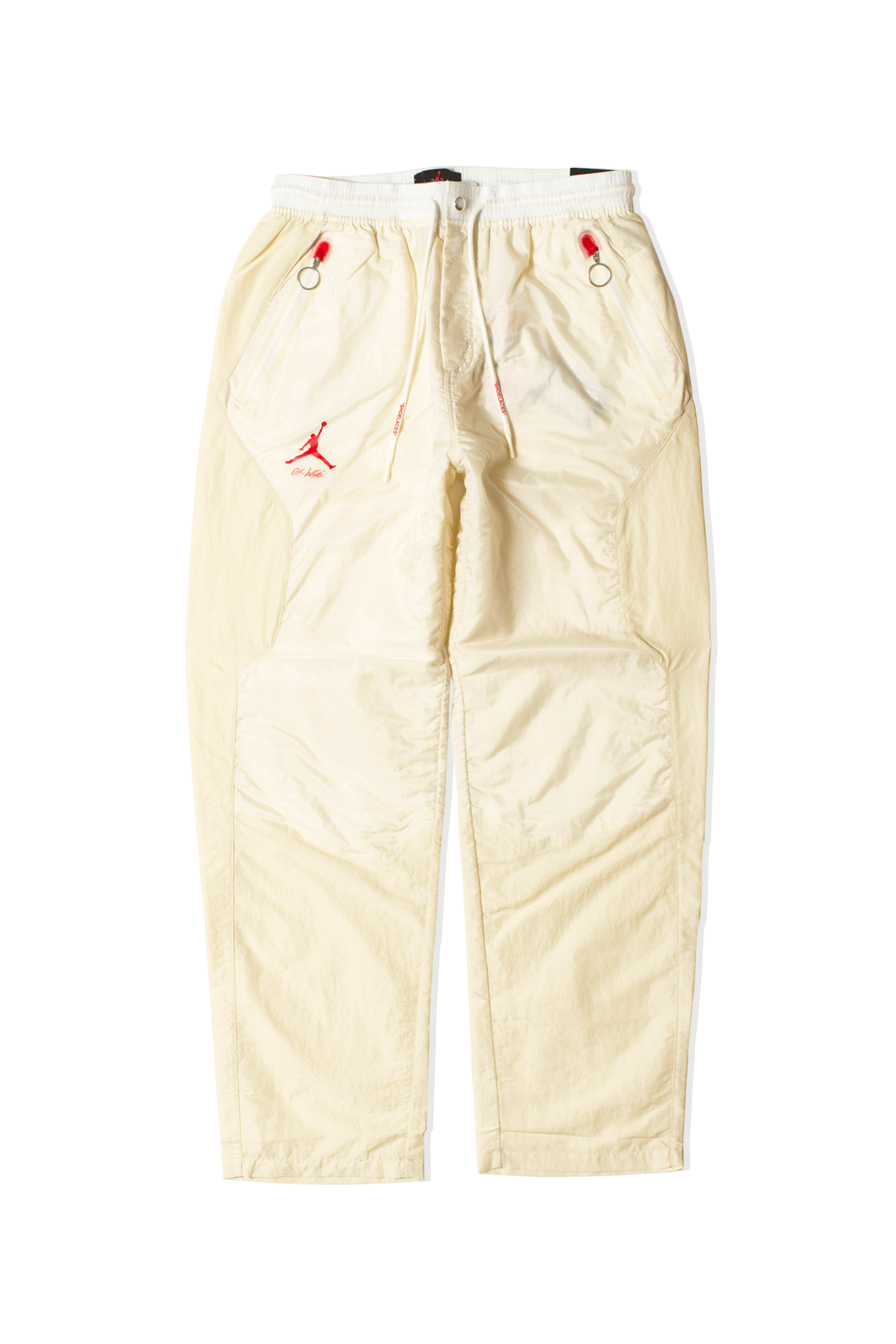 Jordan Brand Track pants Track Pant x Off White Beige DB4250-#000#233#S - One Block Down