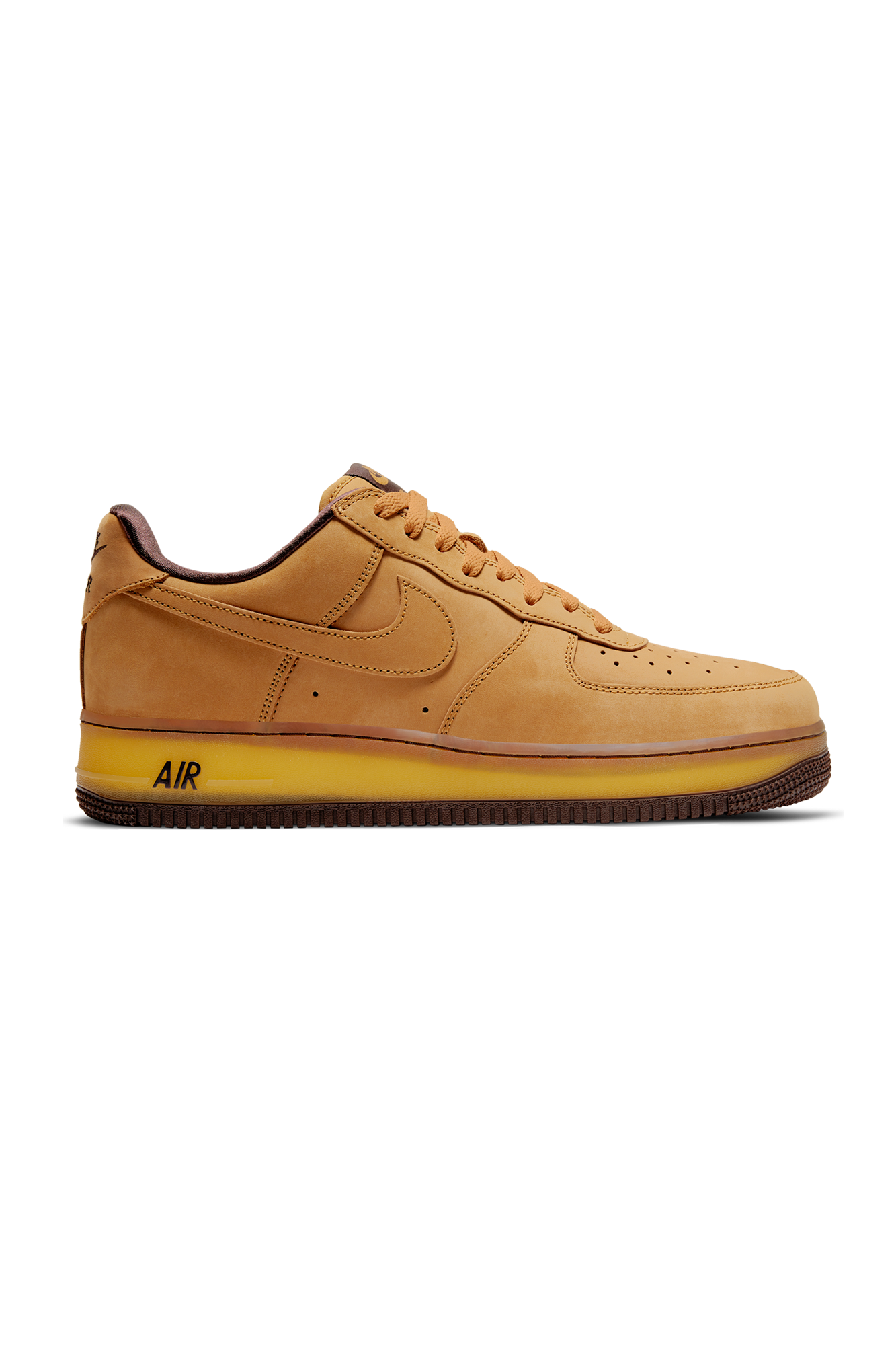 "Nike Sneakers Air Force 1 Low Retro SP ""Wheat Mocha"" Brown DC7504-#000#700#5 - One Block Down"